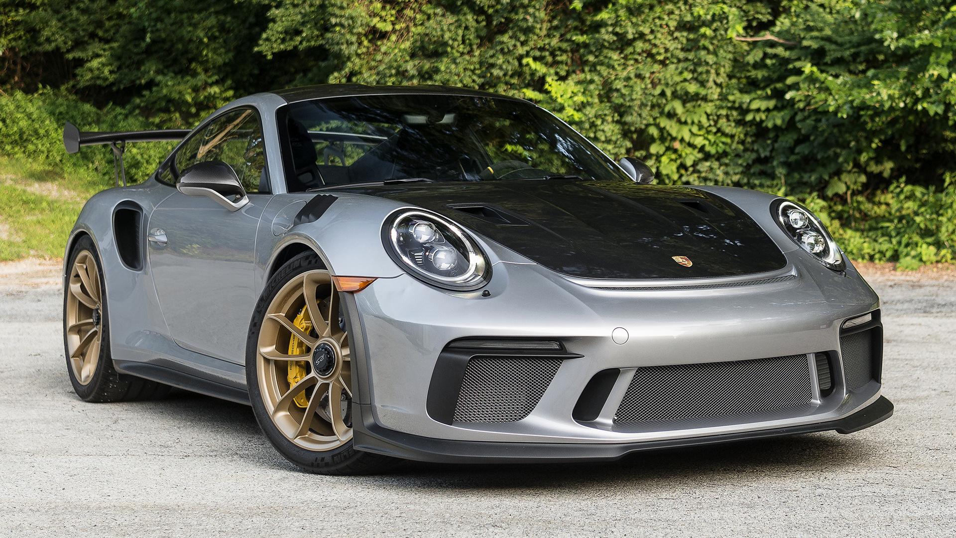 2019 Porsche 911 Gt3 Rs Weissach Package Us