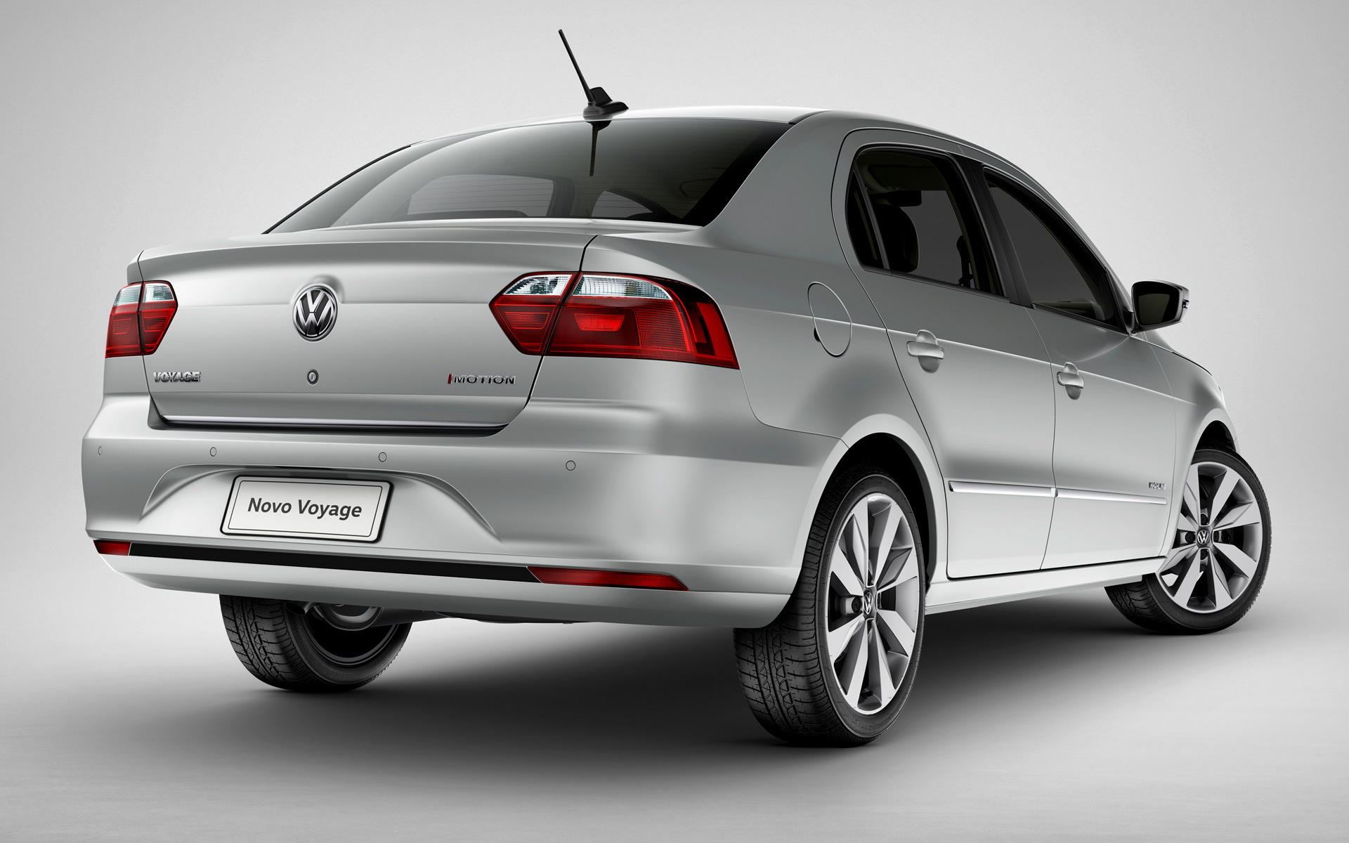 2016 Volkswagen Voyage - Wallpapers and HD Images | Car Pixel