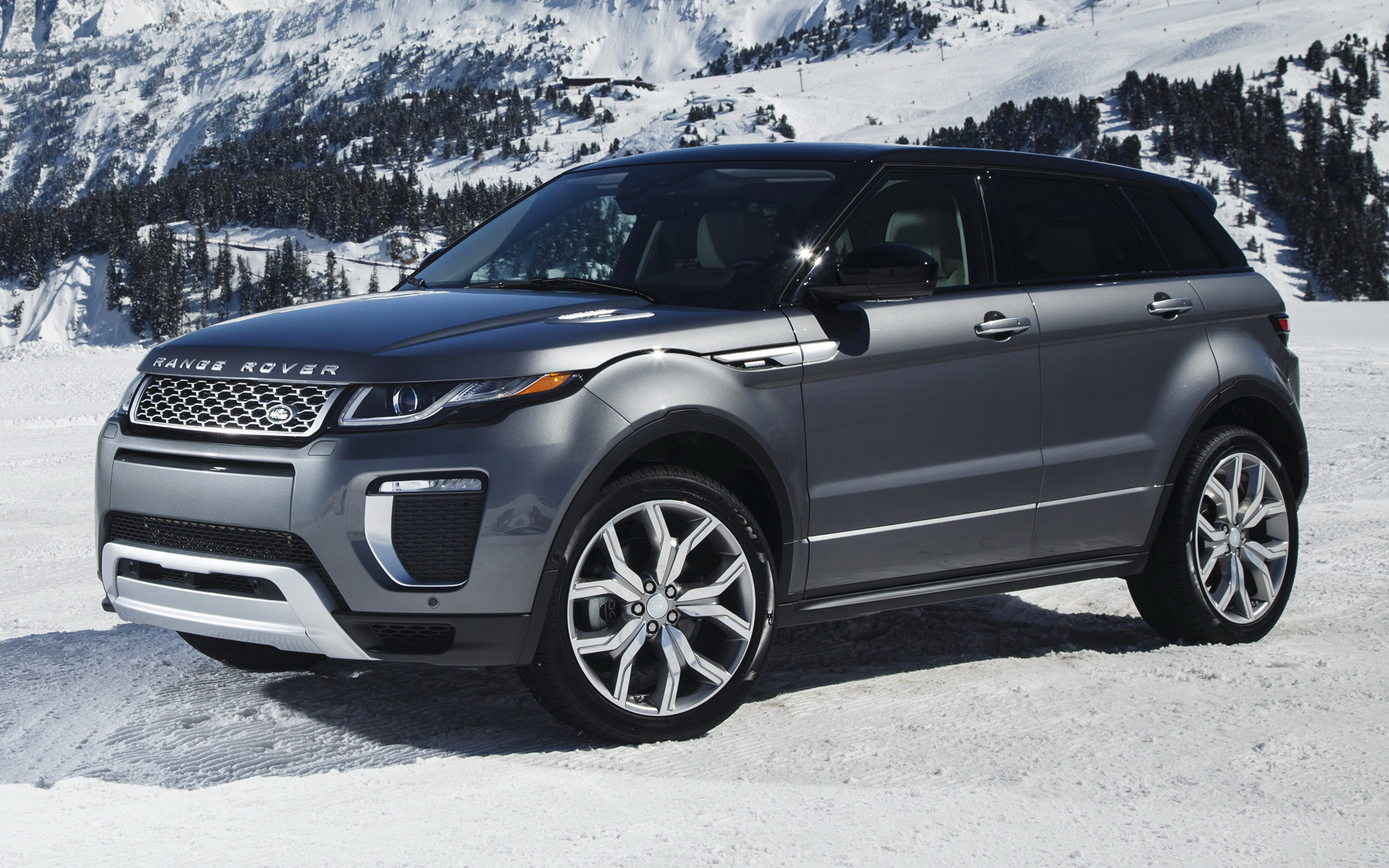 2016 Range Rover Evoque Autobiography (US) - Wallpapers ...