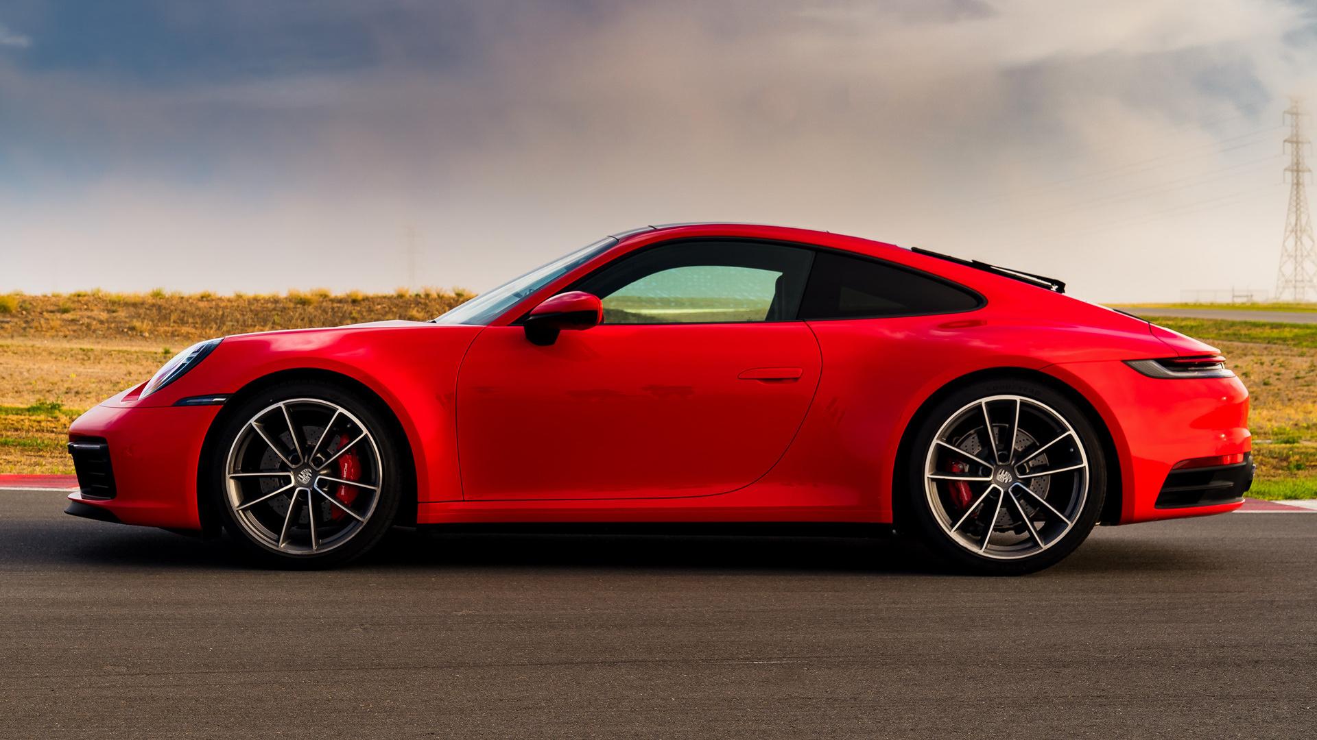 2019 porsche 911 carrera s au hintergrundbilder und - Porsche 911 carrera s wallpaper ...