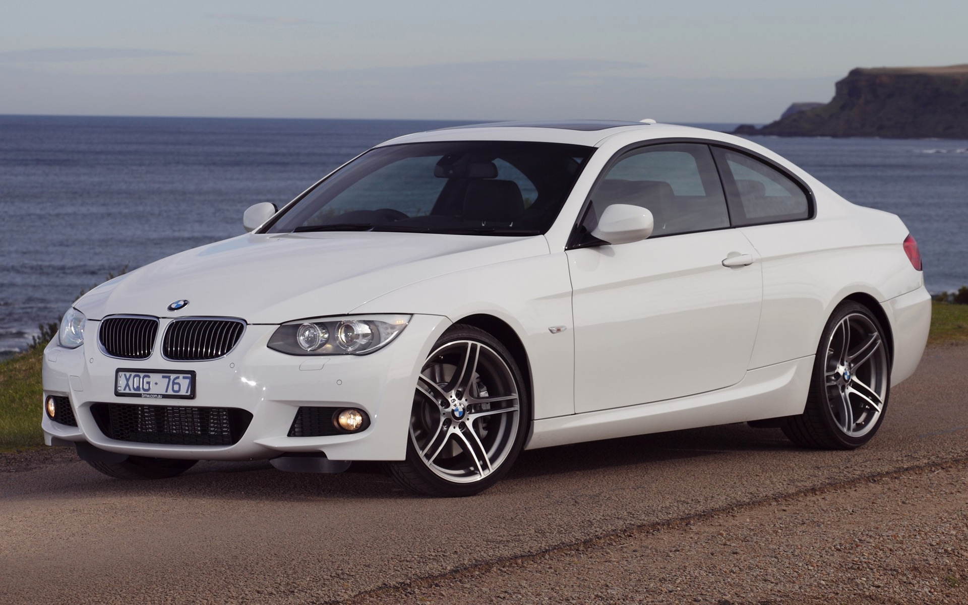 2010 Bmw 3 Series Coupe M Sport Au Wallpapers And Hd Images Car Pixel