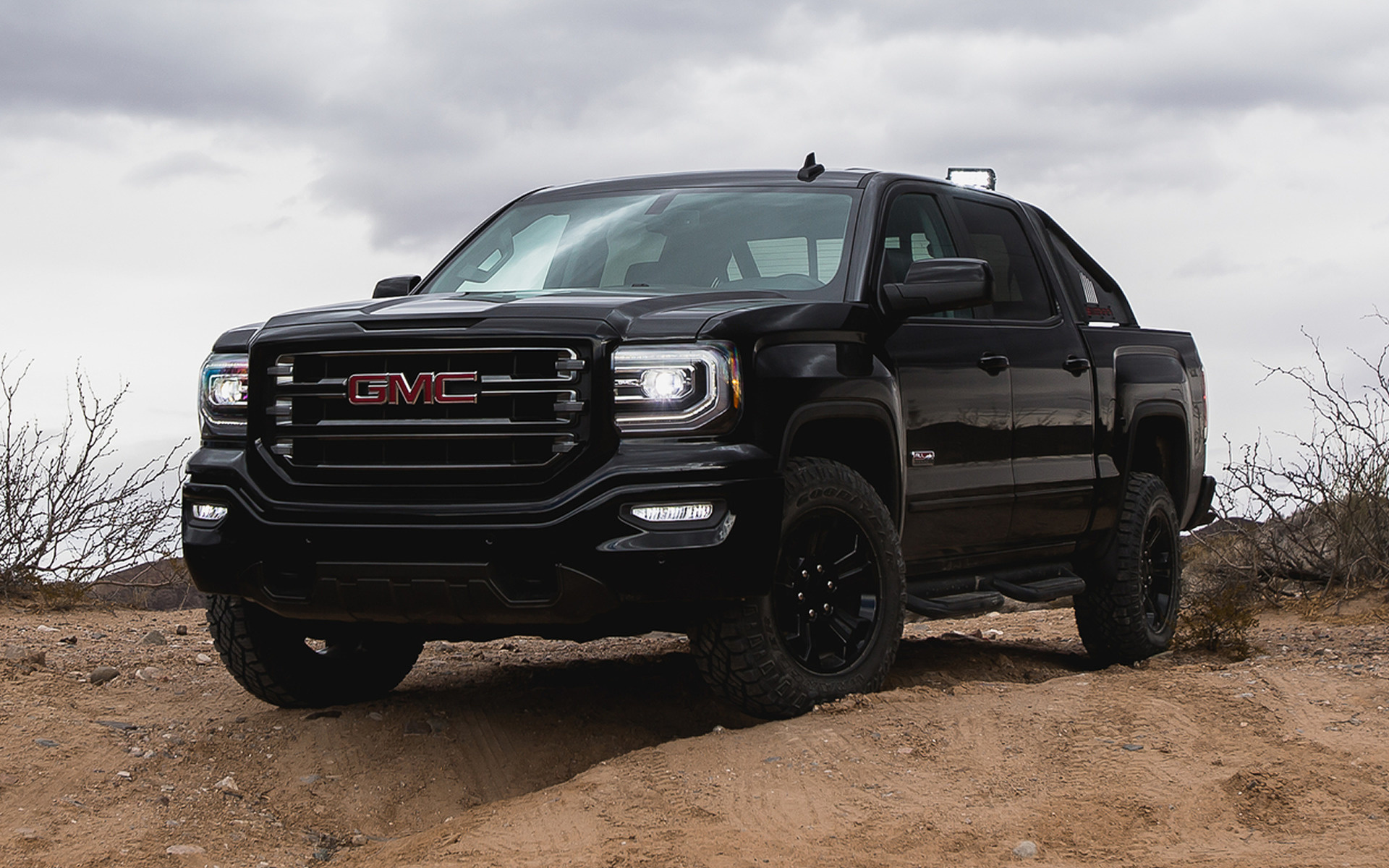 Gmc Denali 2017 >> GMC Sierra 1500 All Terrain X Crew Cab (2016) Wallpapers and HD Images - Car Pixel