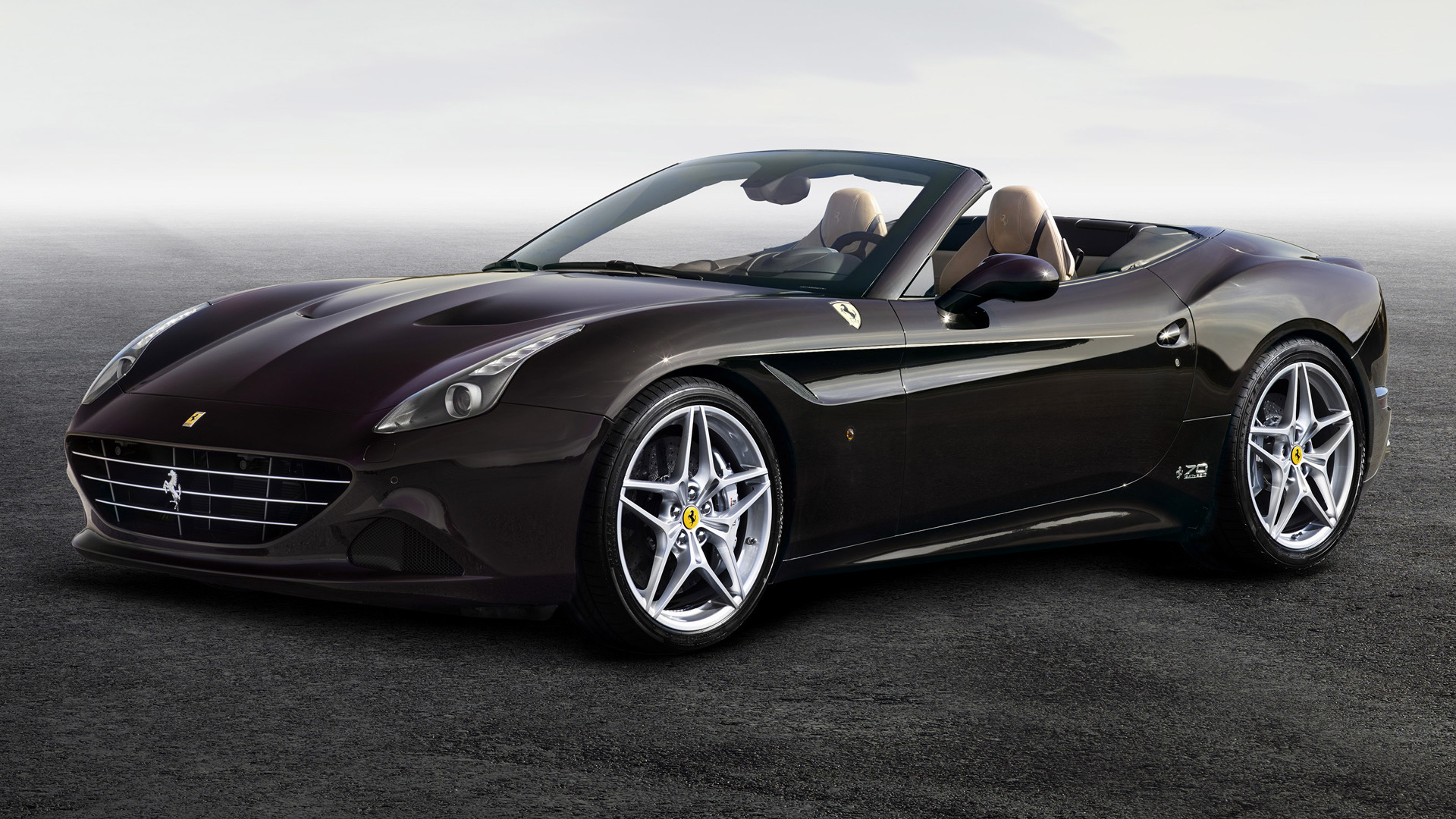 Ferrari California T >> 2017 Ferrari California T The Steve McQueen - Wallpapers and HD Images   Car Pixel