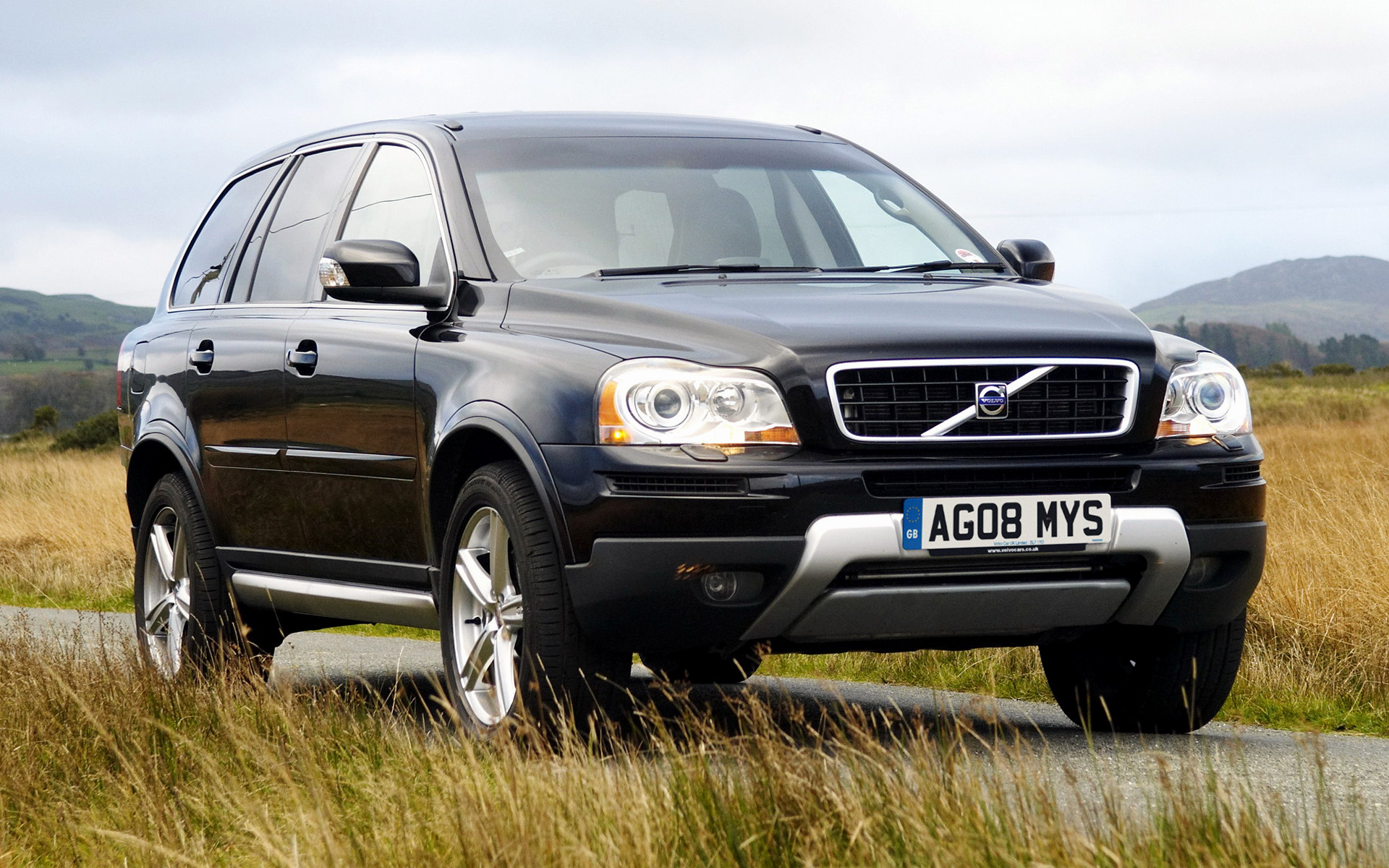 2007 Volvo XC90 (UK) - Wallpapers and HD Images | Car Pixel