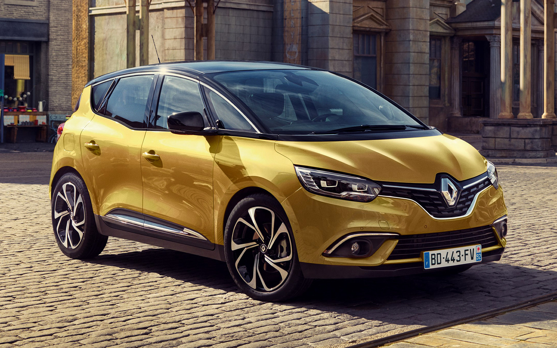 2016 Renault Scenic - Wallpapers and HD Images | Car Pixel