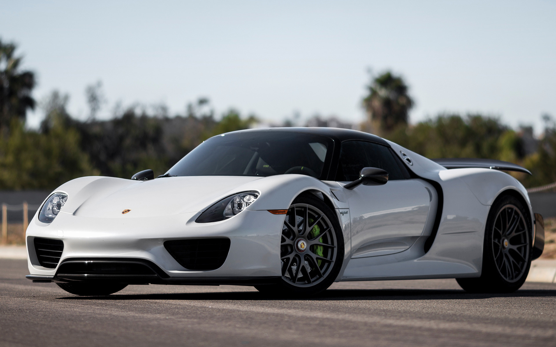 porsche  spyder weissach package   wallpapers  hd images car pixel