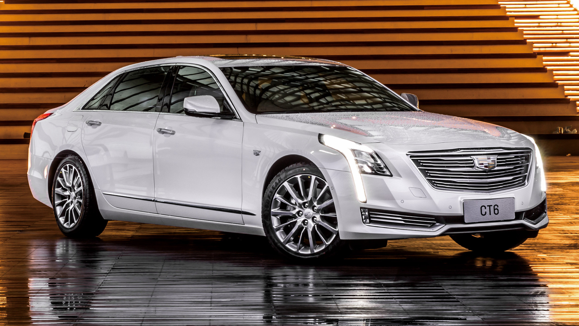 2016 Cadillac CT6 CN Wallpapers And HD Images Car Pixel