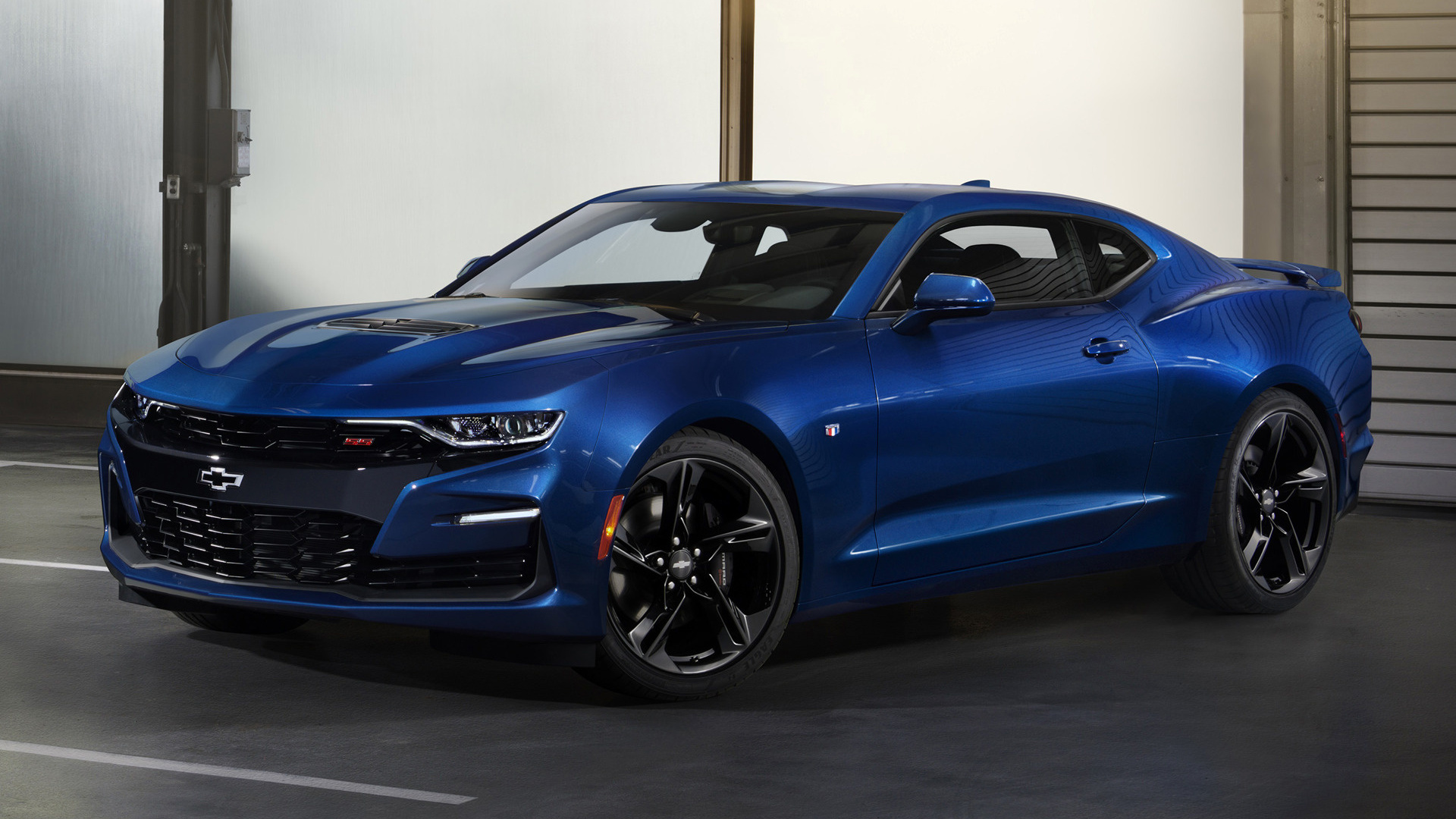 2019 Chevrolet Camaro Ss Wallpapers And Hd Images Car Pixel