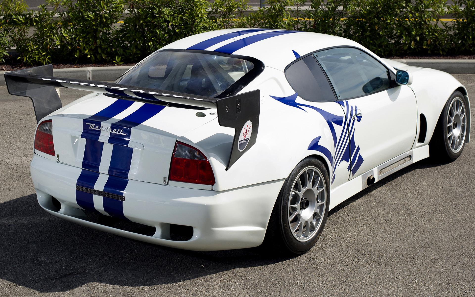 Maserati Trofeo (2003) Wallpapers and HD Images - Car Pixel
