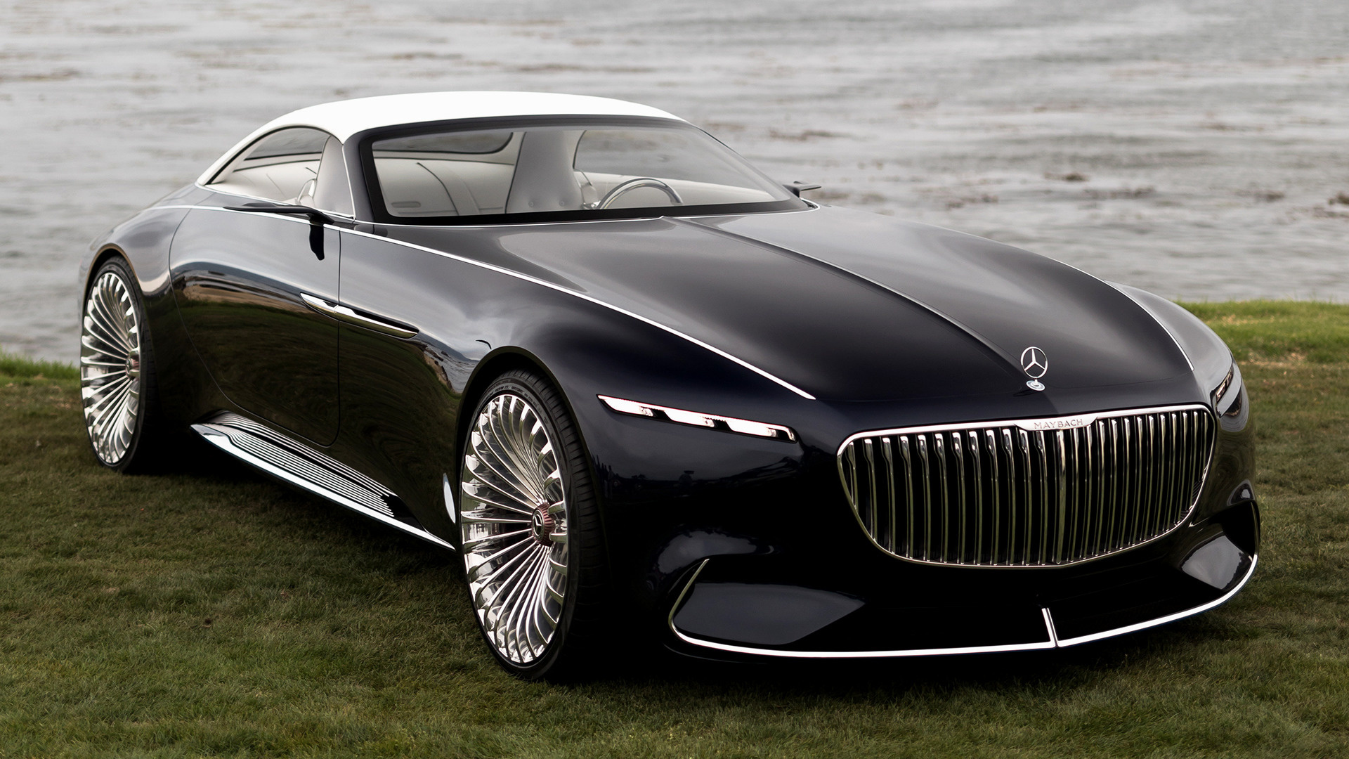2017 Vision Mercedes-Maybach 6 Cabriolet - Wallpapers and ...