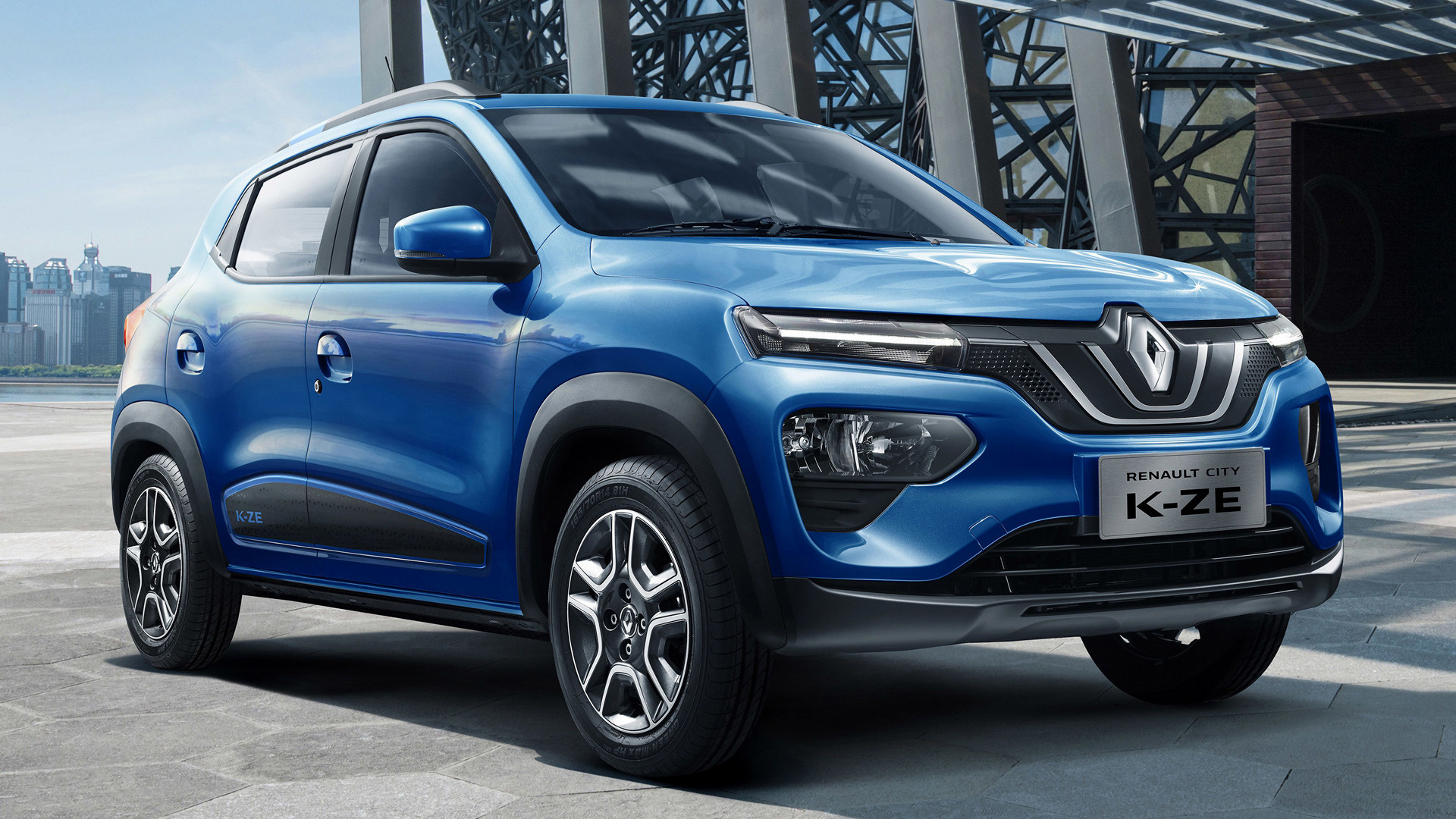 2019 Renault City K Ze Cn Wallpapers And Hd Images