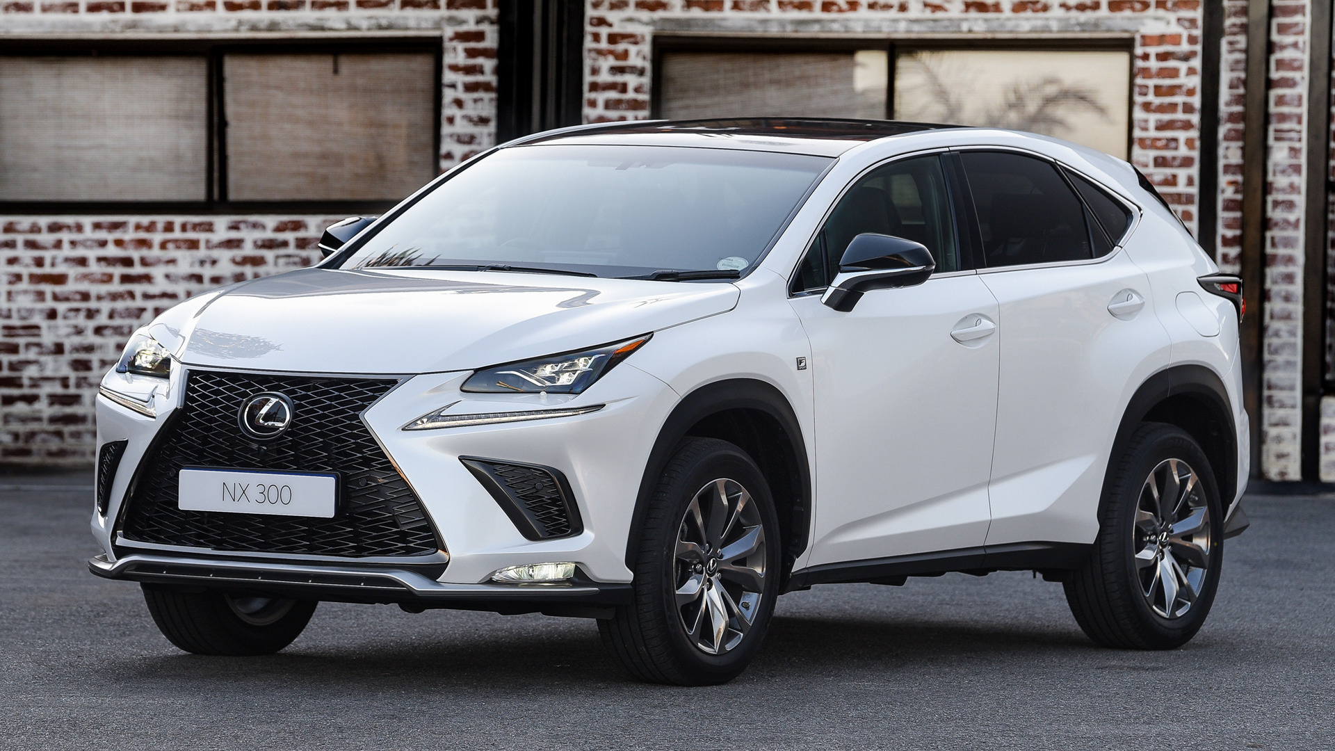 lexus nx f sport 2017 za wallpapers and hd images car pixel. Black Bedroom Furniture Sets. Home Design Ideas