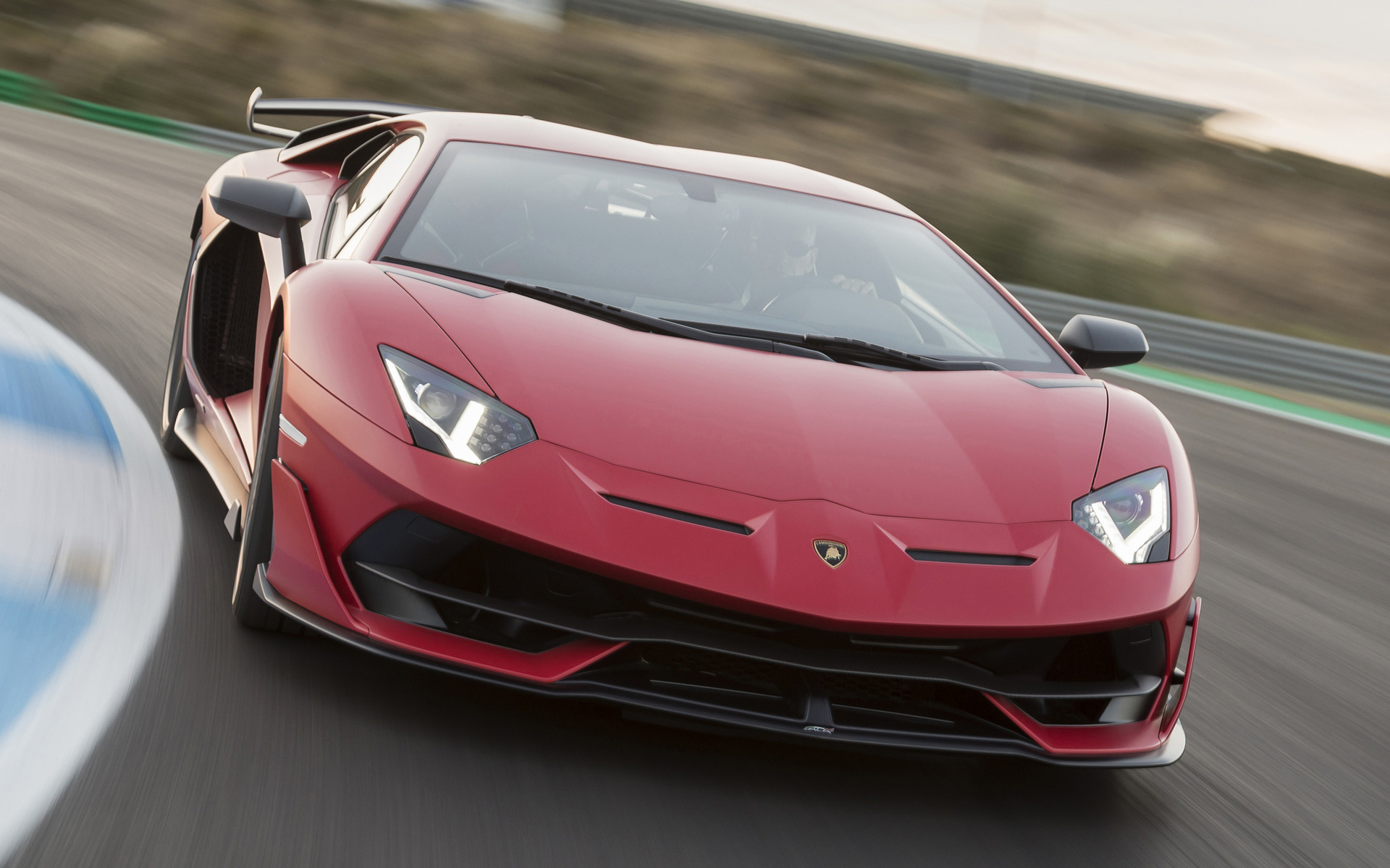 2018 Lamborghini Aventador Svj Wallpapers And Hd Images Car Pixel