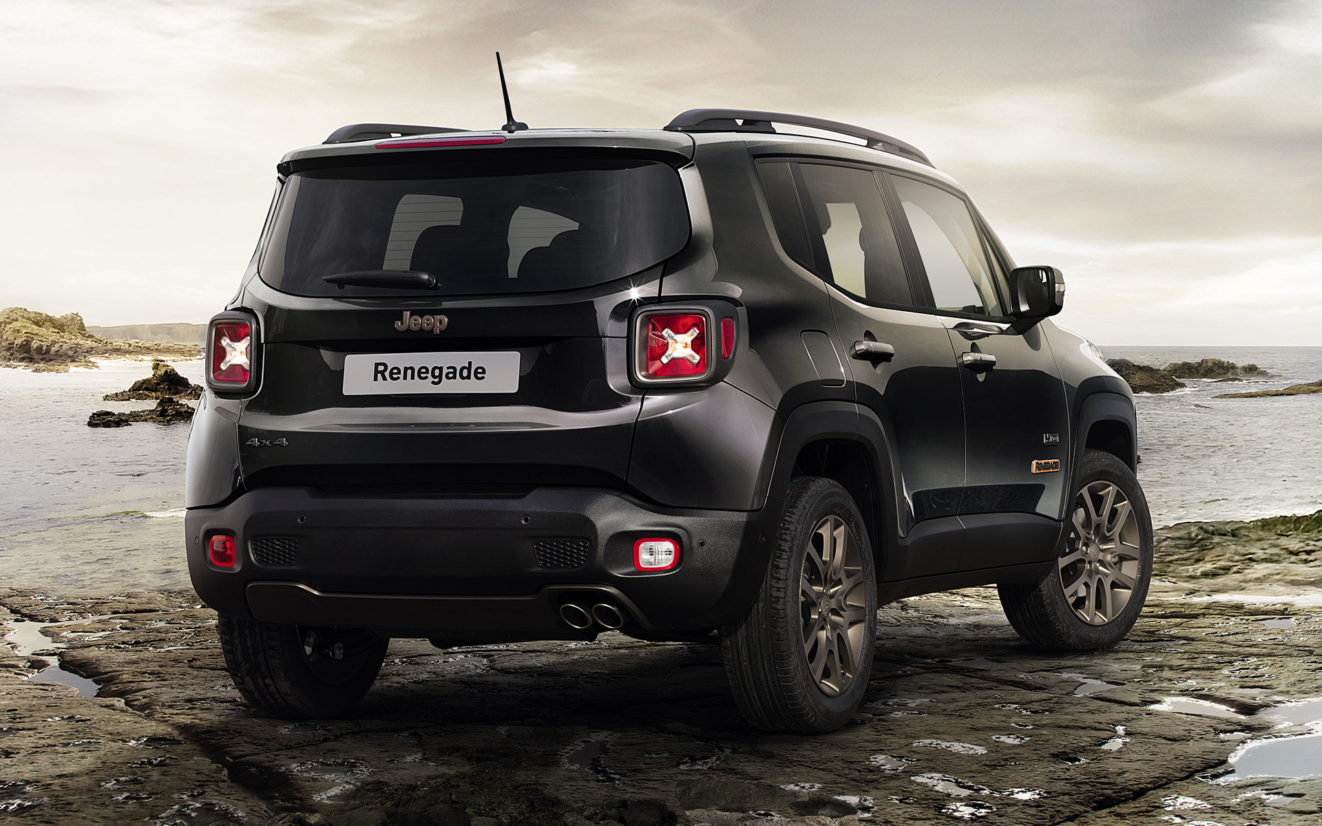 Jeep Renegade 75th Anniversary 2016 Eu Wallpapers And Hd