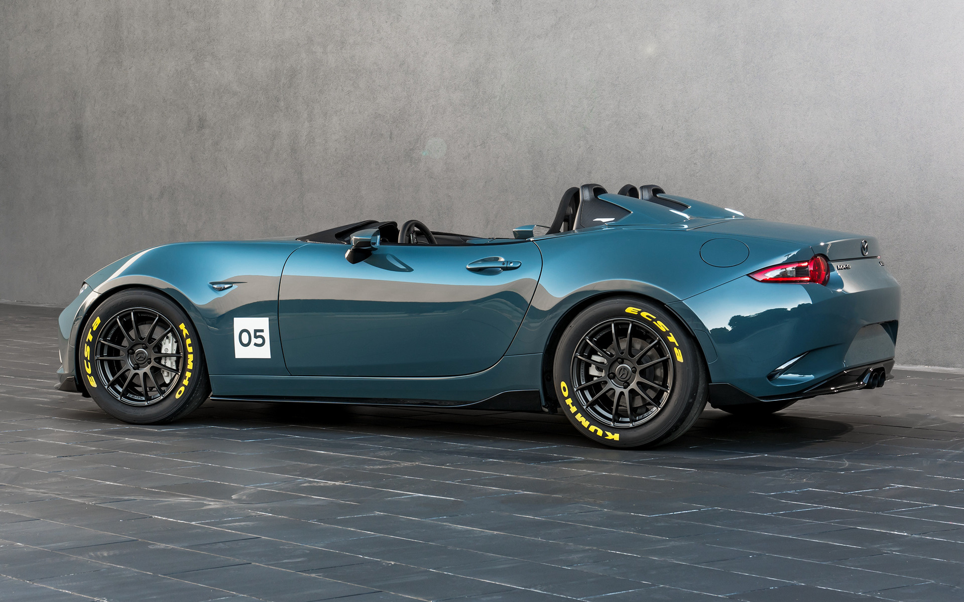 Mazda MX-5 Speedster Concept (2015) Wallpapers and HD Images - Car Pixel