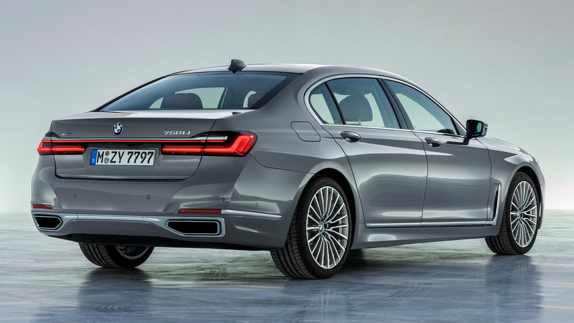2012 BMW 750Li >> 2019 BMW 7 Series [LWB] - Wallpapers and HD Images | Car Pixel