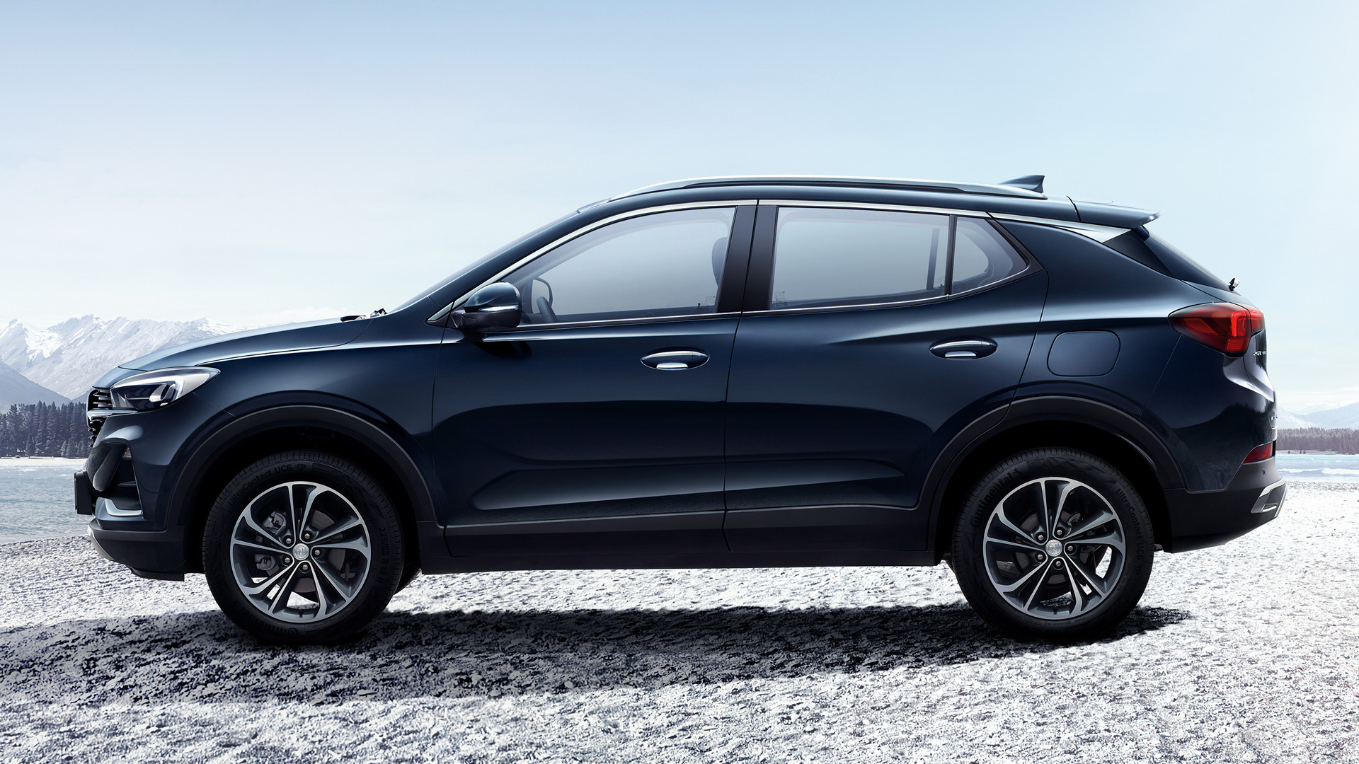 2020 Buick Encore Gx Cn Wallpapers And Hd Images Car Pixel