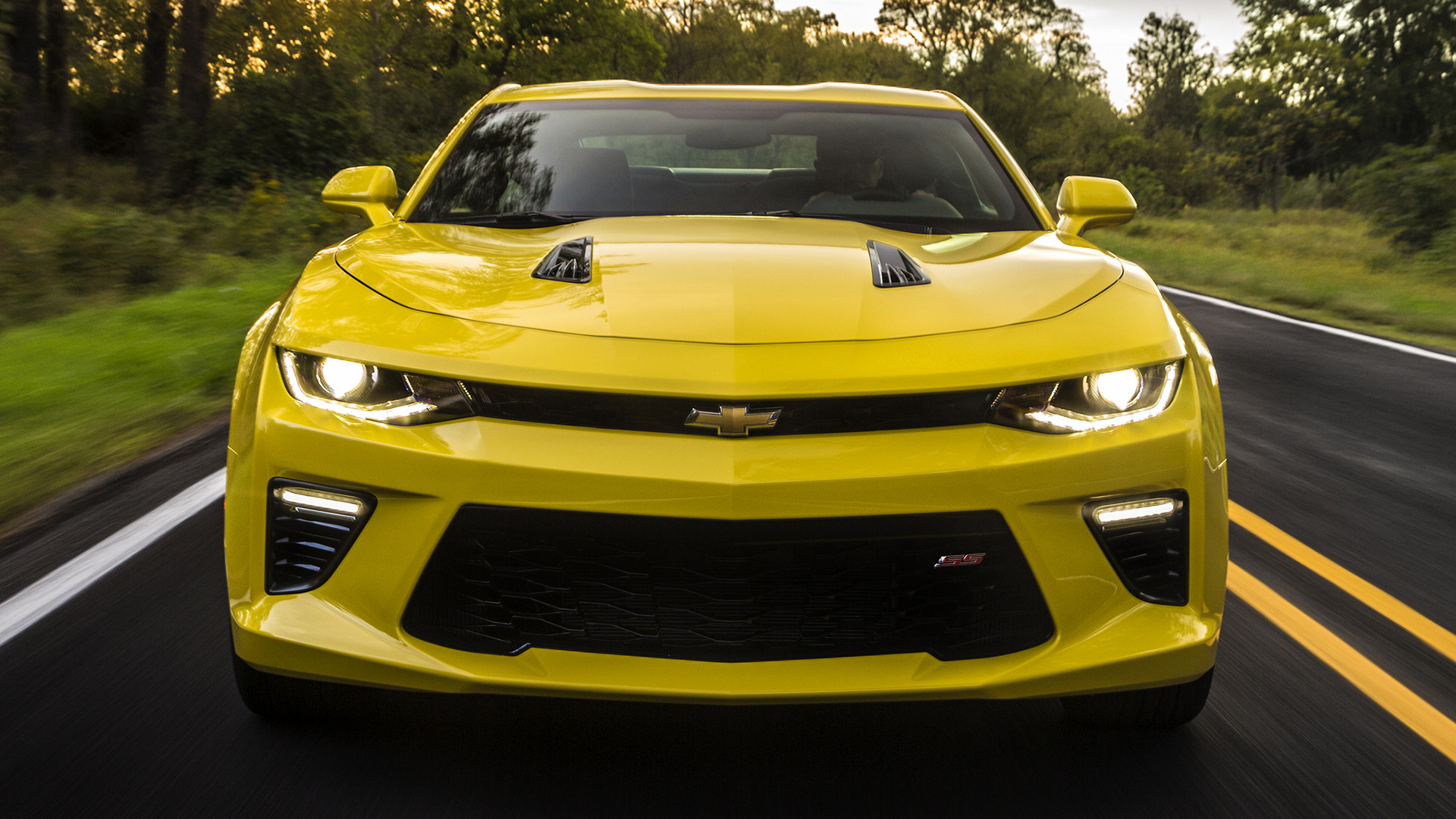 2016 Chevrolet Camaro SS - Wallpapers and HD Images | Car ...