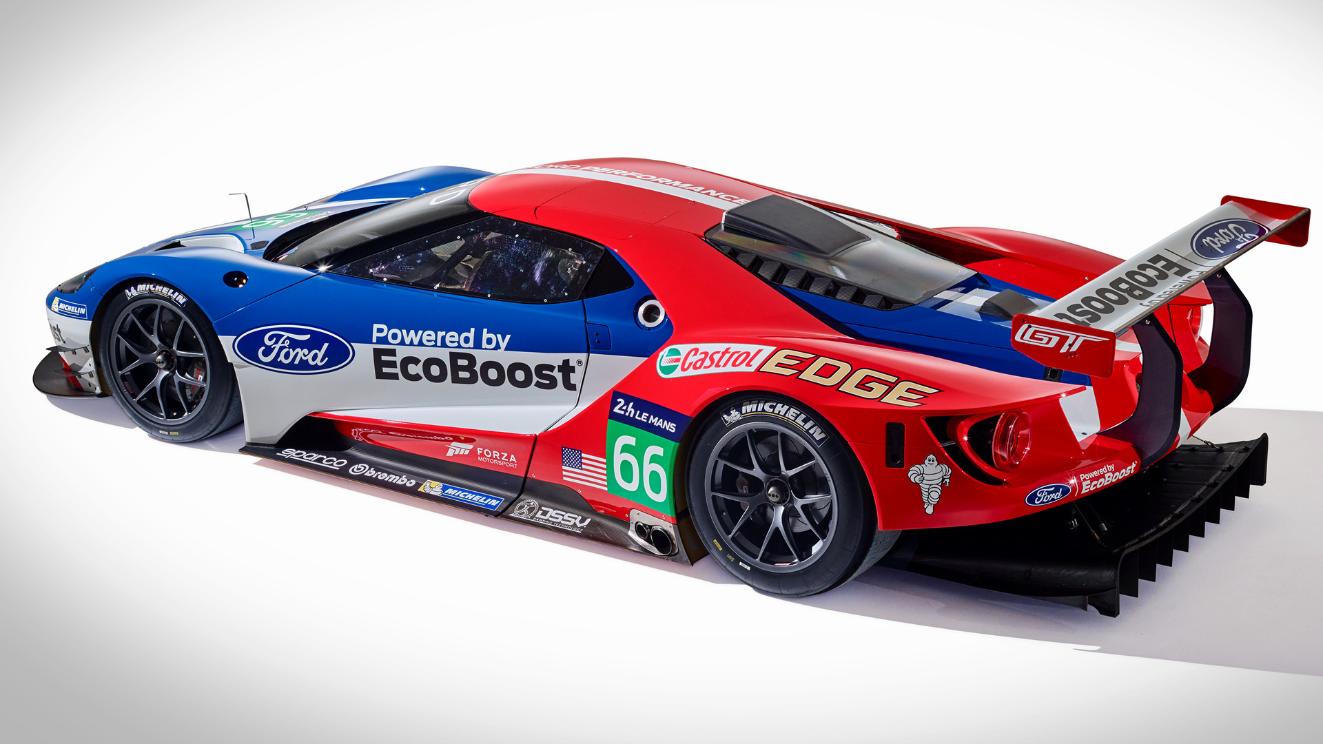 BMW Race Car >> Ford GT Race Car (2016) Wallpapers and HD Images - Car Pixel