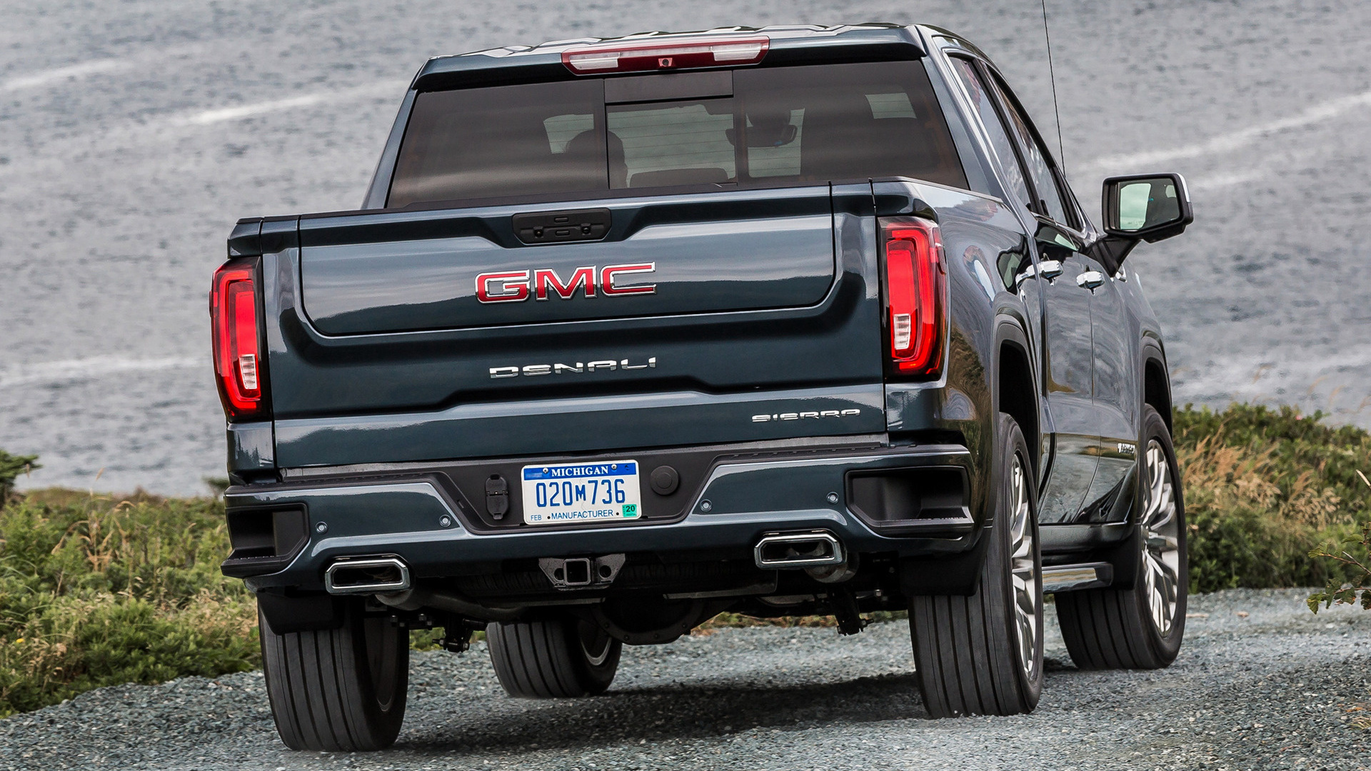 2017 Gmc 2500 >> 2019 GMC Sierra Denali Crew Cab - Wallpapers and HD Images | Car Pixel