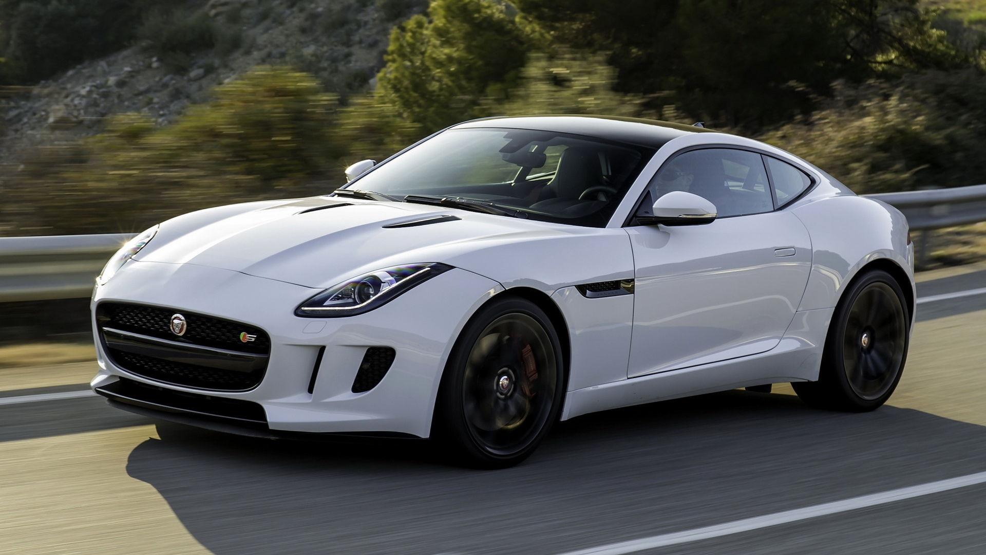 2014 Jaguar F Type S Coupe Wallpapers And Hd Images