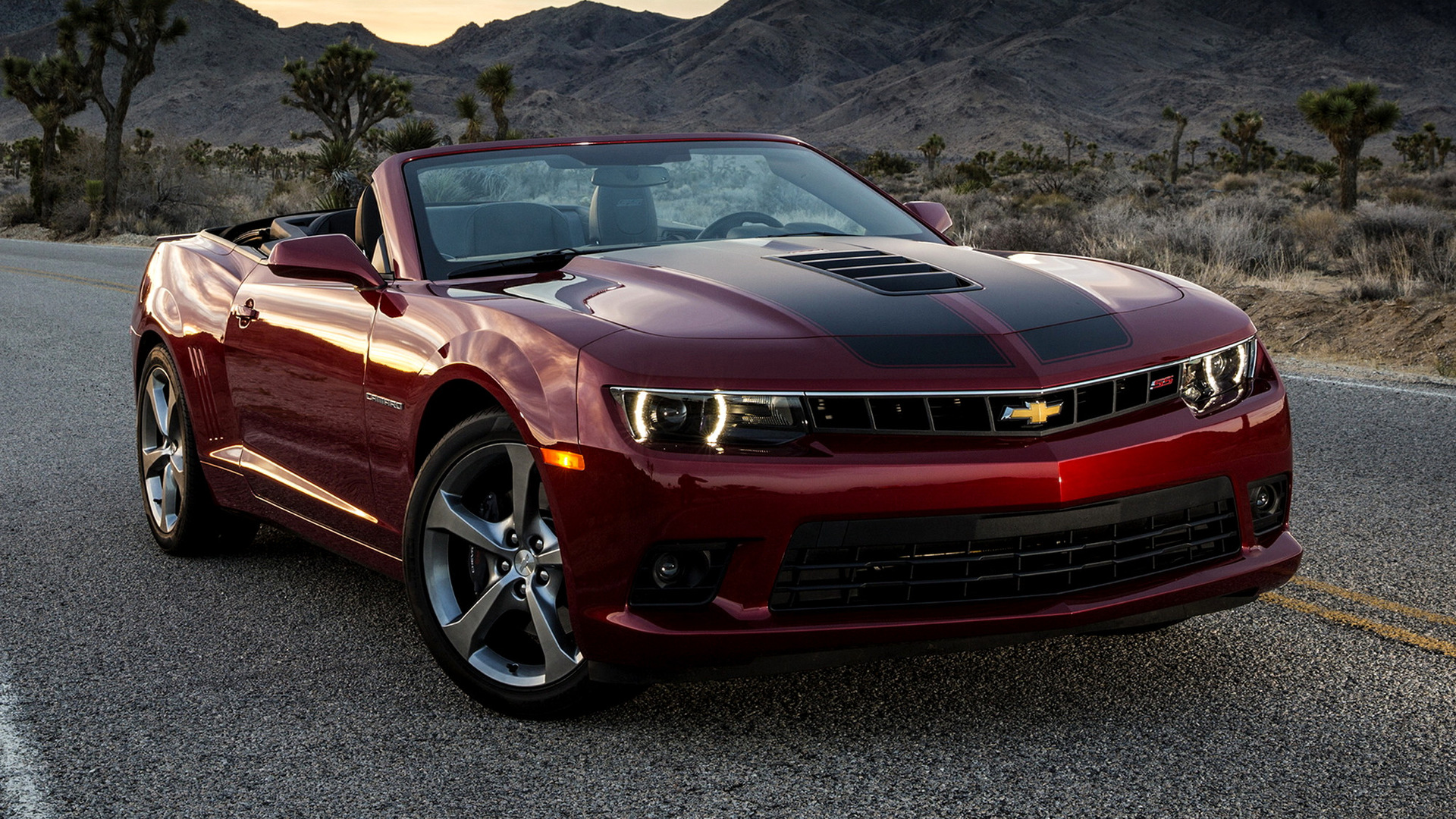 Chevrolet Camaro Ss Convertible 2014 Wallpapers And Hd Images Car Pixel