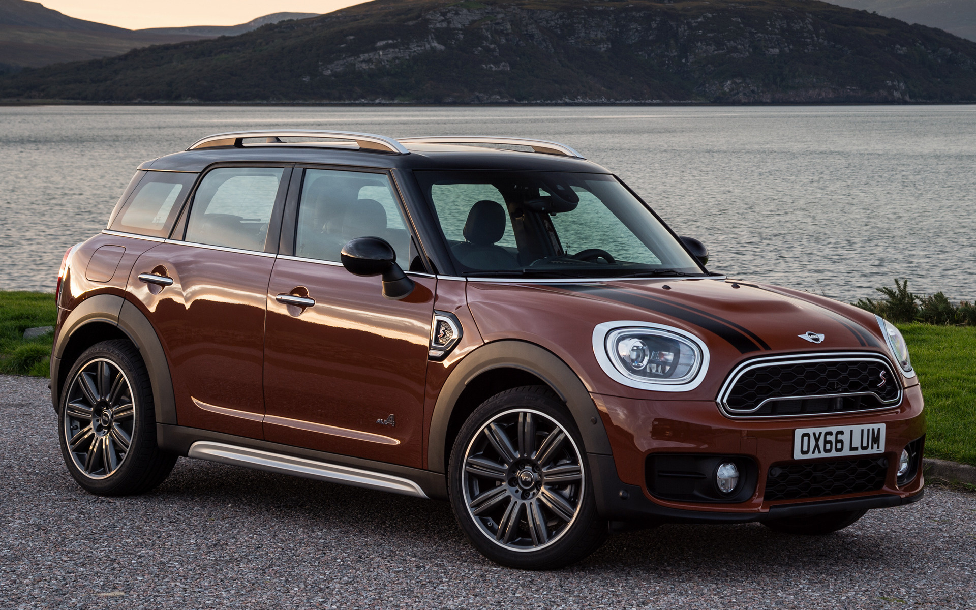 2017 Mini Cooper S Countryman Wallpapers And Hd Images Car Pixel