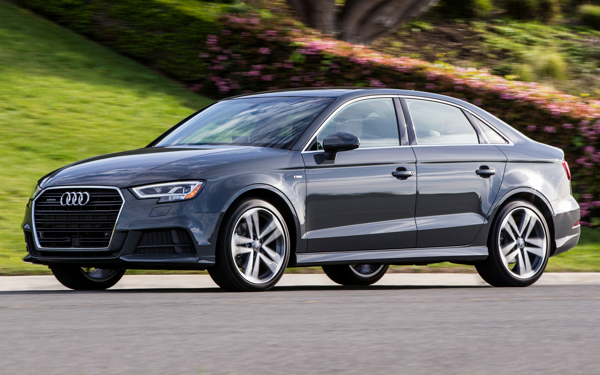 Audi A3 2019 >> 2017 Audi A3 Sedan S line (US) - Wallpapers and HD Images ...