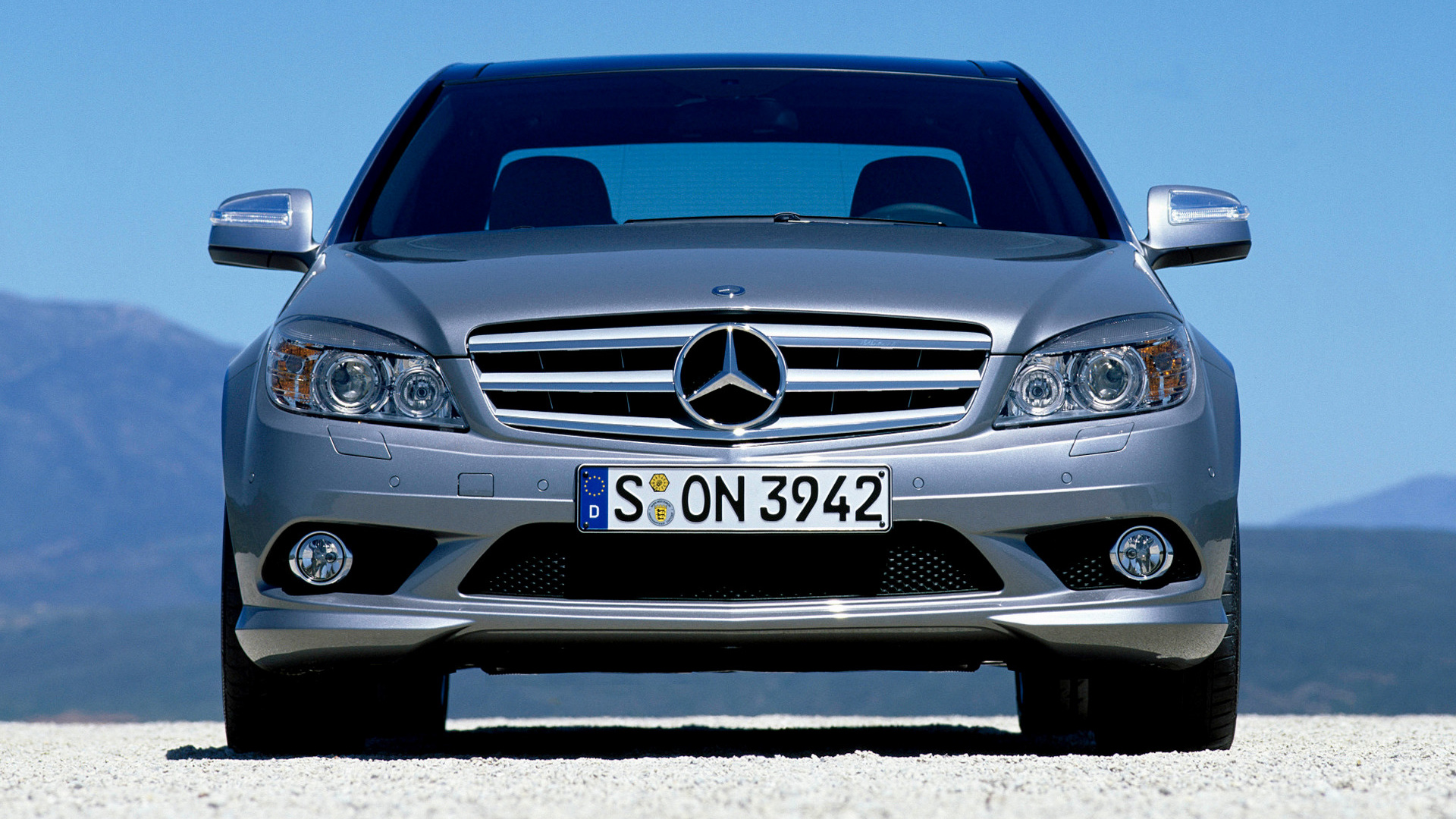 2007 Mercedes-Benz C-Class AMG Styling - Wallpapers and HD ...
