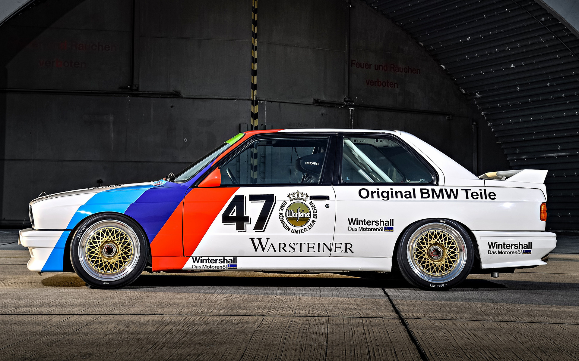 BMW M3 DTM (1987) Wallpapers and HD Images - Car Pixel