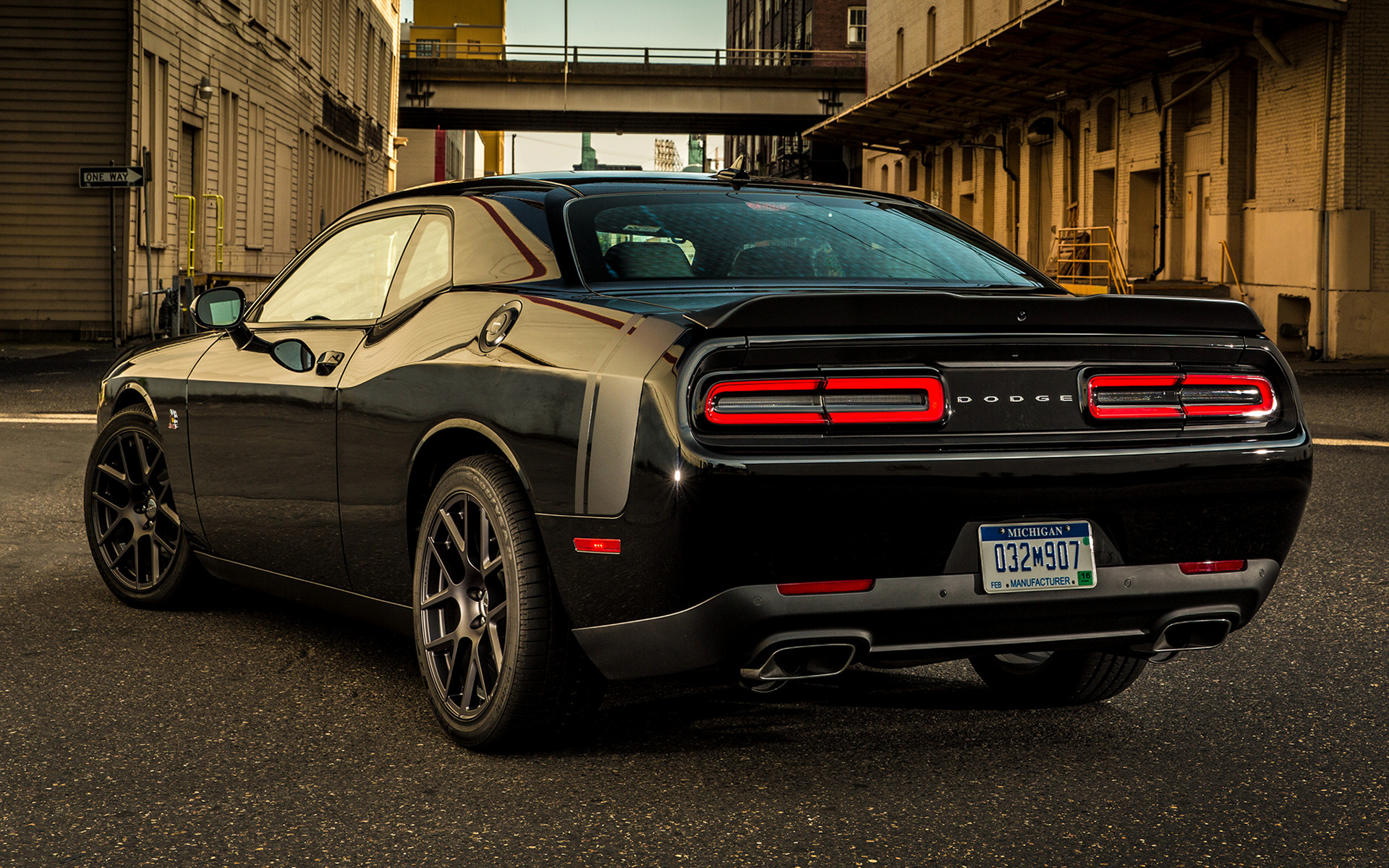 Dodge Challenger R/T Scat Pack (2015) Wallpapers and HD ...