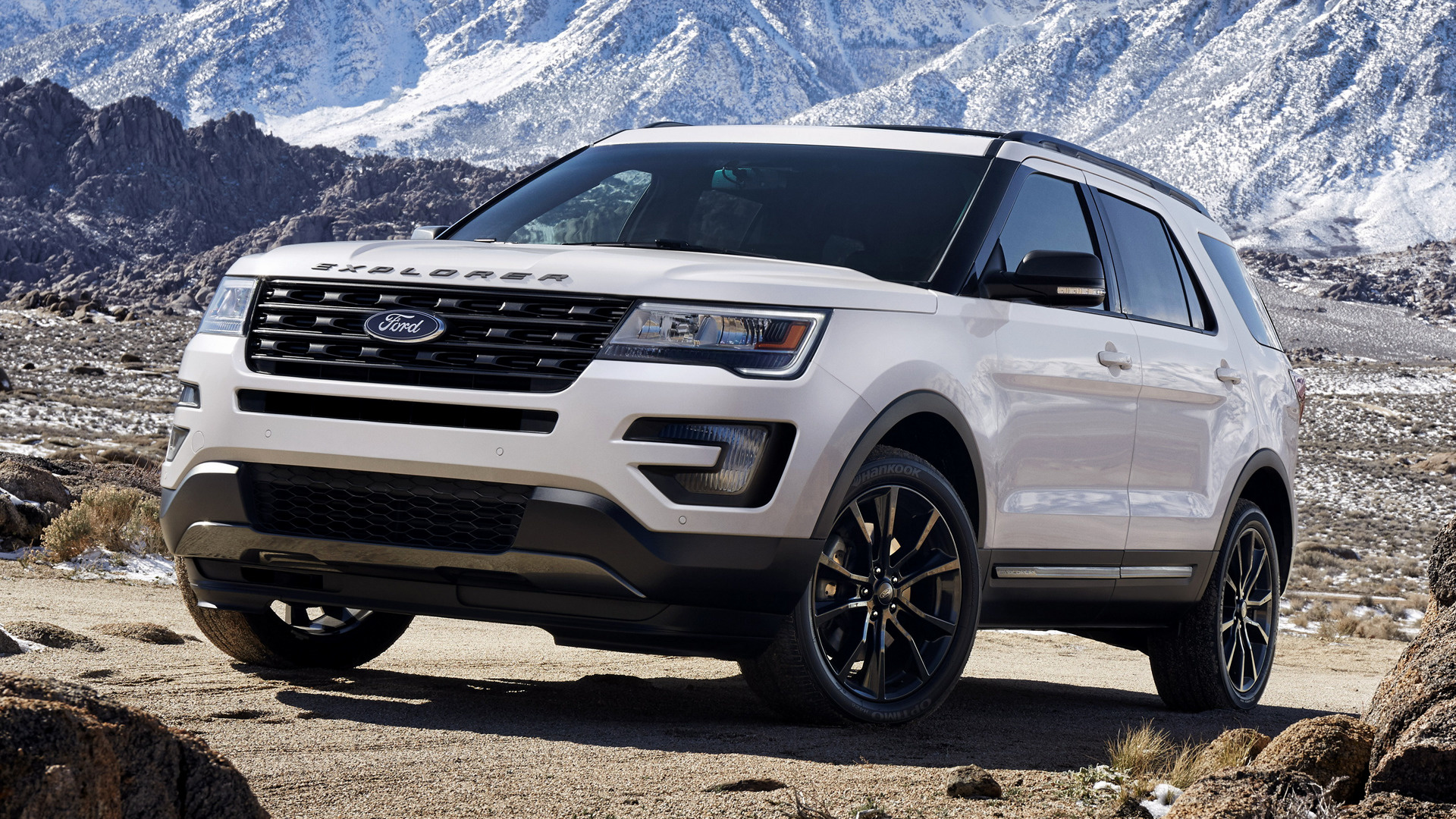 ford explorer xlt sport appearance package  wallpapers  hd images car pixel