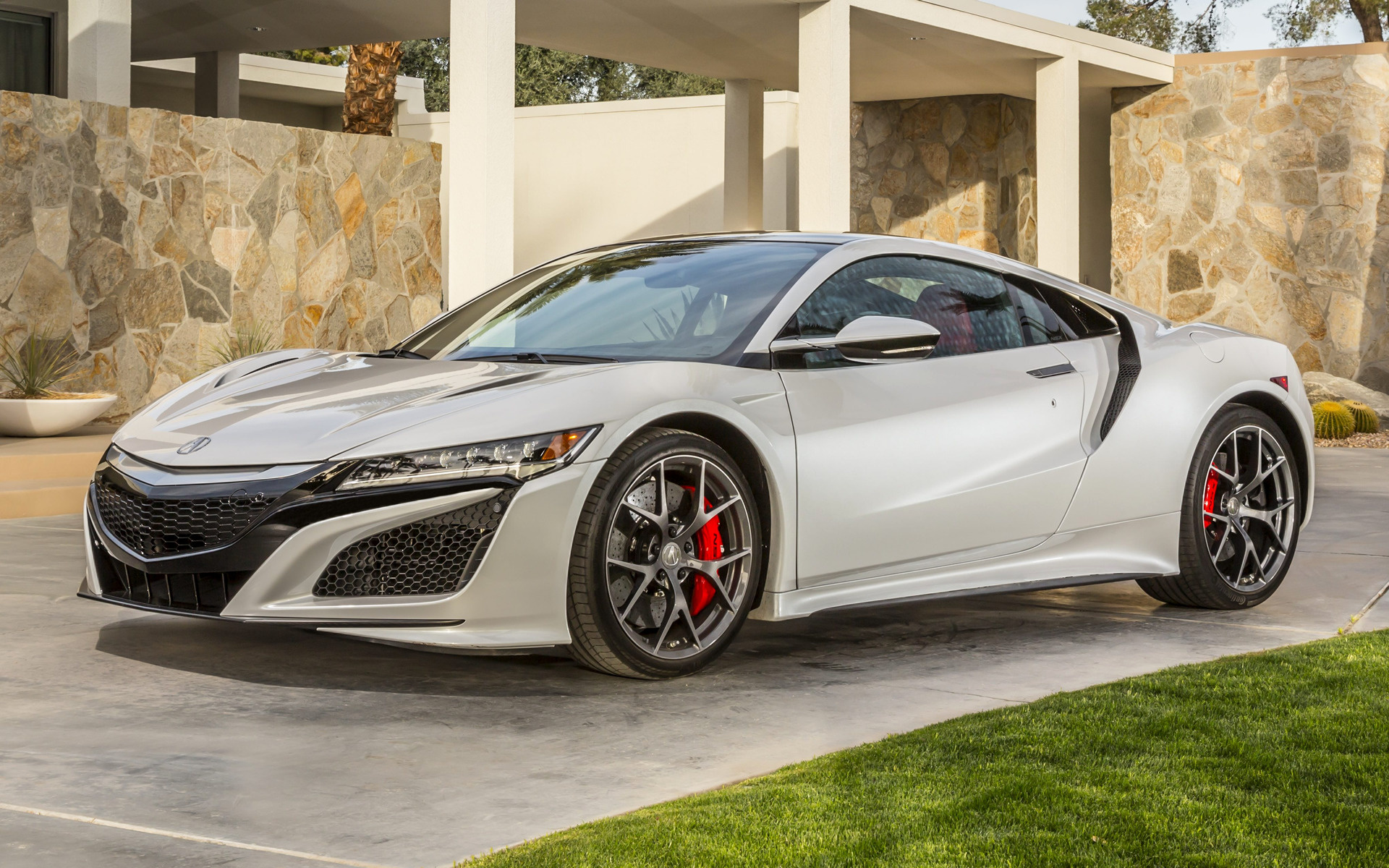 Acura Nsx 2017 Wallpapers And Hd Images Car Pixel