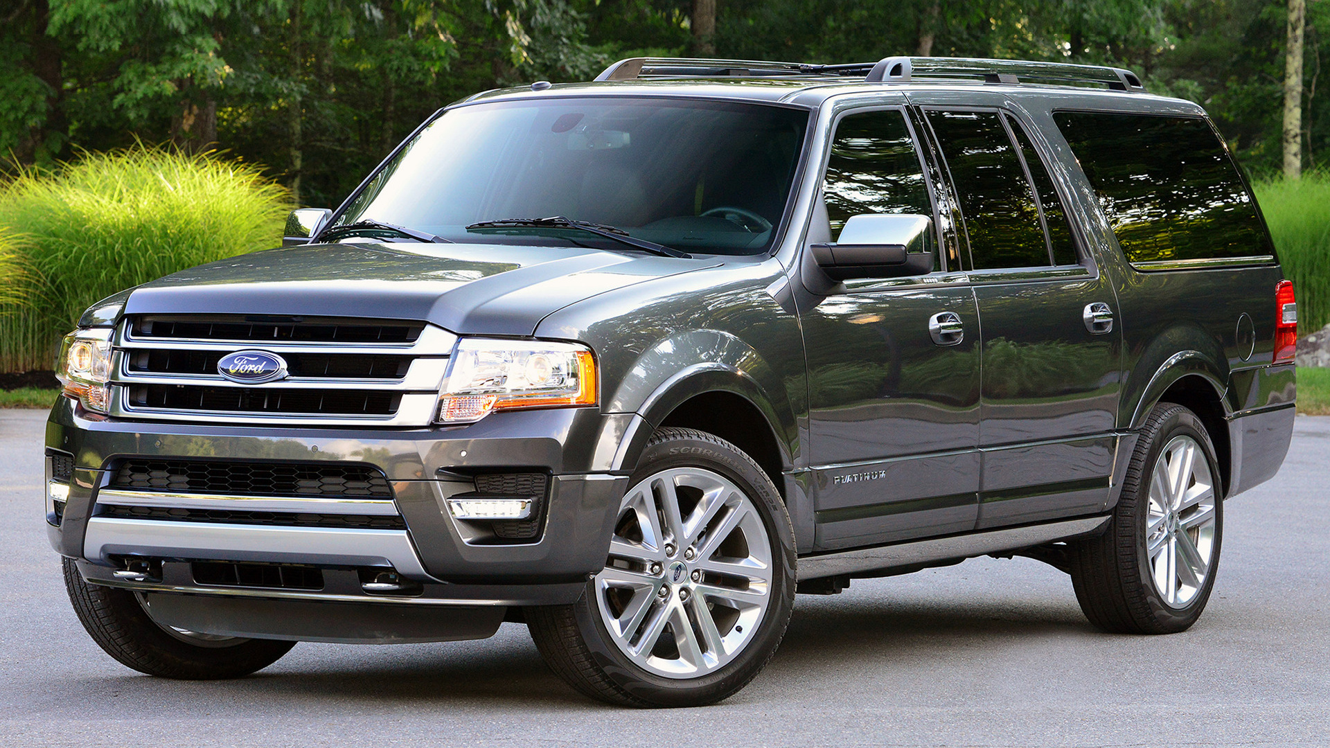 Ford Expedition EL Platinum (2015) Wallpapers and HD Images - Car Pixel