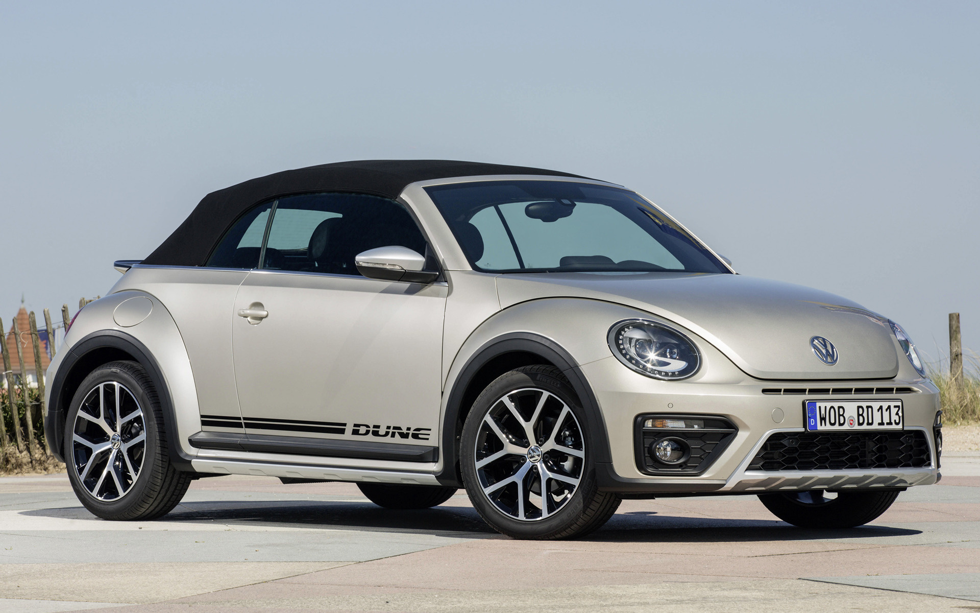 2016 Volkswagen Beetle Dune Cabriolet Wallpapers And Hd