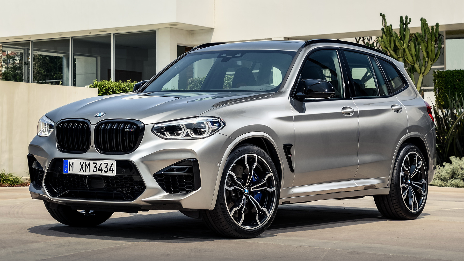 2019 Bmw X3 M Competition Wallpapers And Hd Images Car