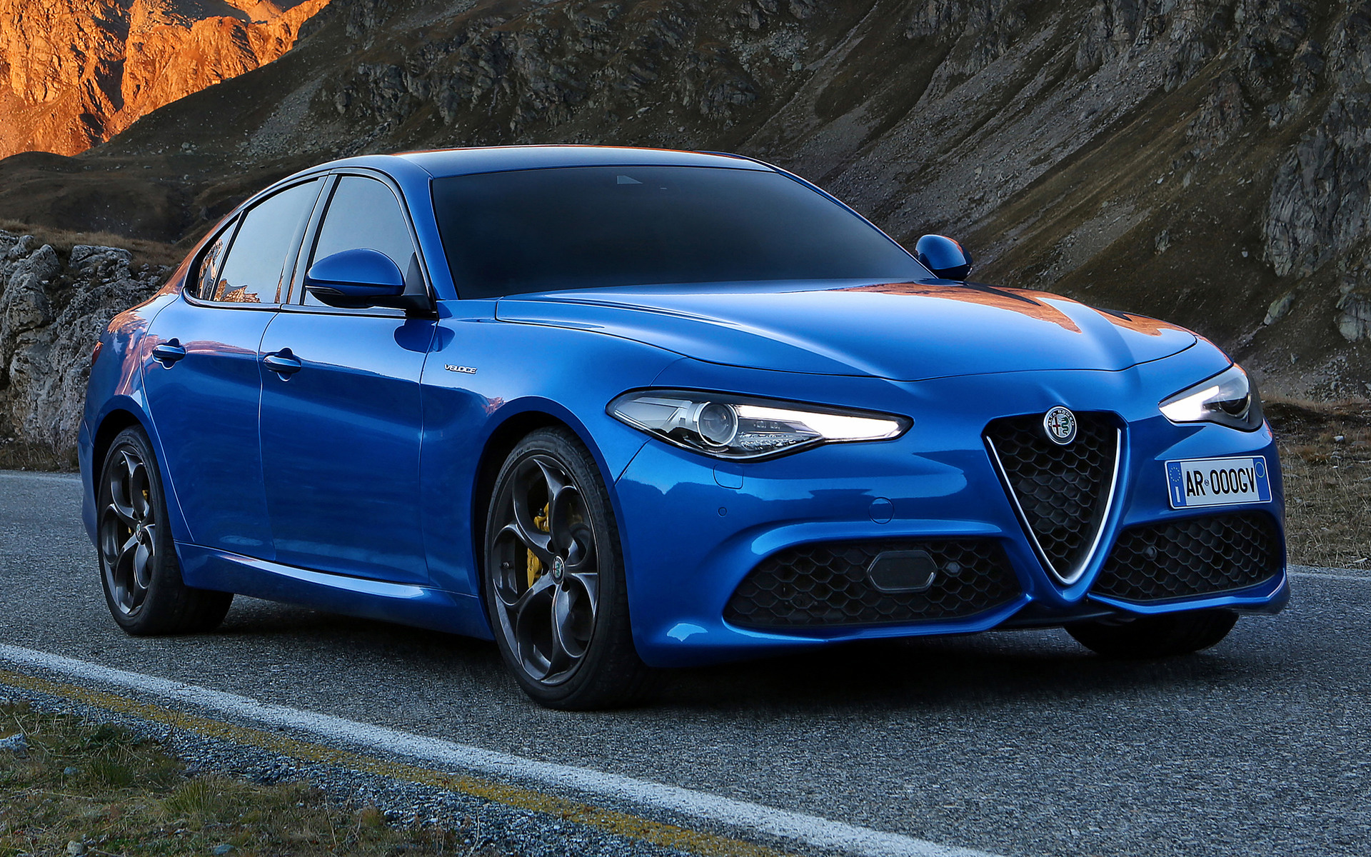 2016 Dodge Ram >> 2016 Alfa Romeo Giulia Veloce - Wallpapers and HD Images | Car Pixel