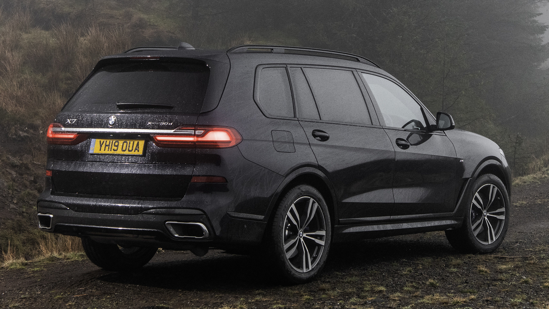 2019 BMW X7 M Sport (UK) - Wallpapers and HD Images | Car ...