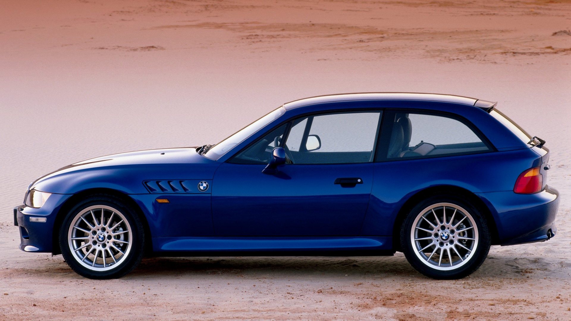 1998 BMW Z3 Coupe - Wallpapers and HD Images   Car Pixel