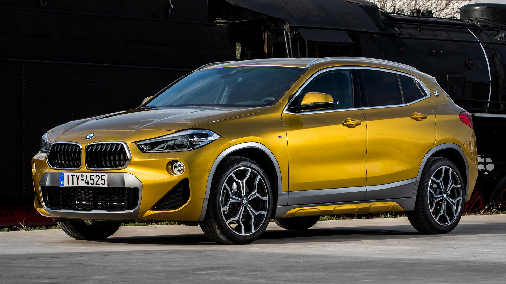 Land Rover Sport >> 2018 BMW X2 M Sport X - Wallpapers and HD Images | Car Pixel