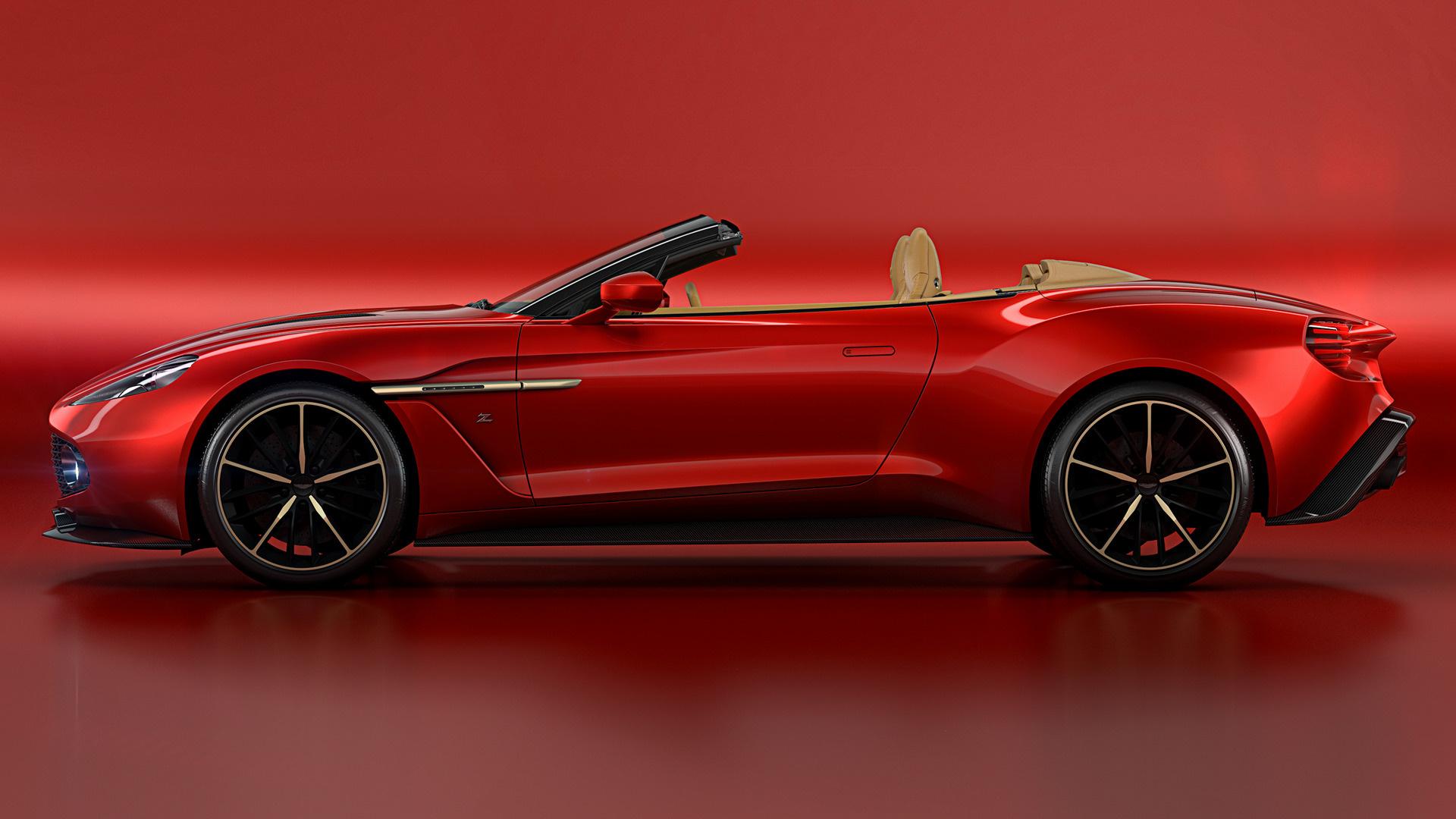 2017 Aston Martin Vanquish Zagato Volante Hintergrundbilder Und Wallpaper In Hd Car Pixel