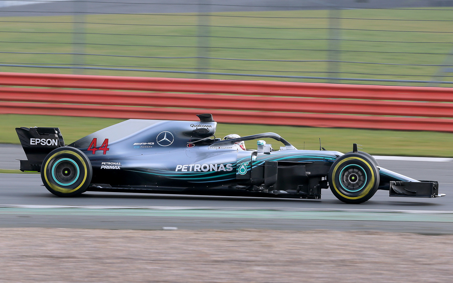 2018 Mercedes-AMG F1 W09 EQ Power+ - Wallpapers and HD ...
