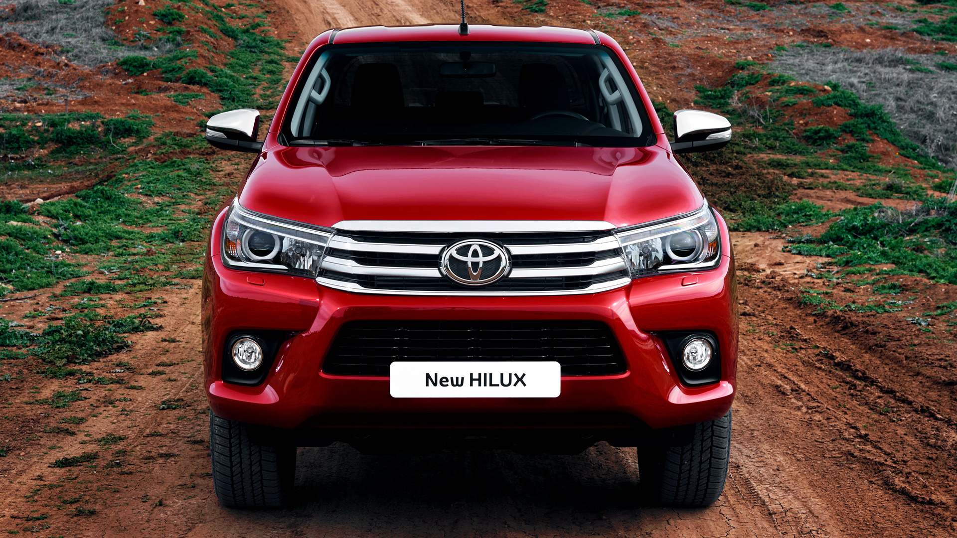 Toyota Hilux Invincible Double Cab (2015) Wallpapers and ...