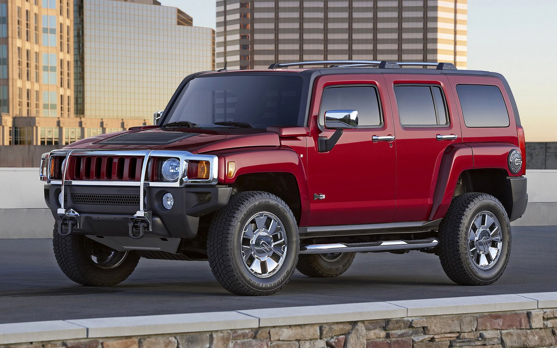 Hummer h3x 2007 wallpapers and hd images car pixel wide 85 hummer h3x 2007 vanachro Images