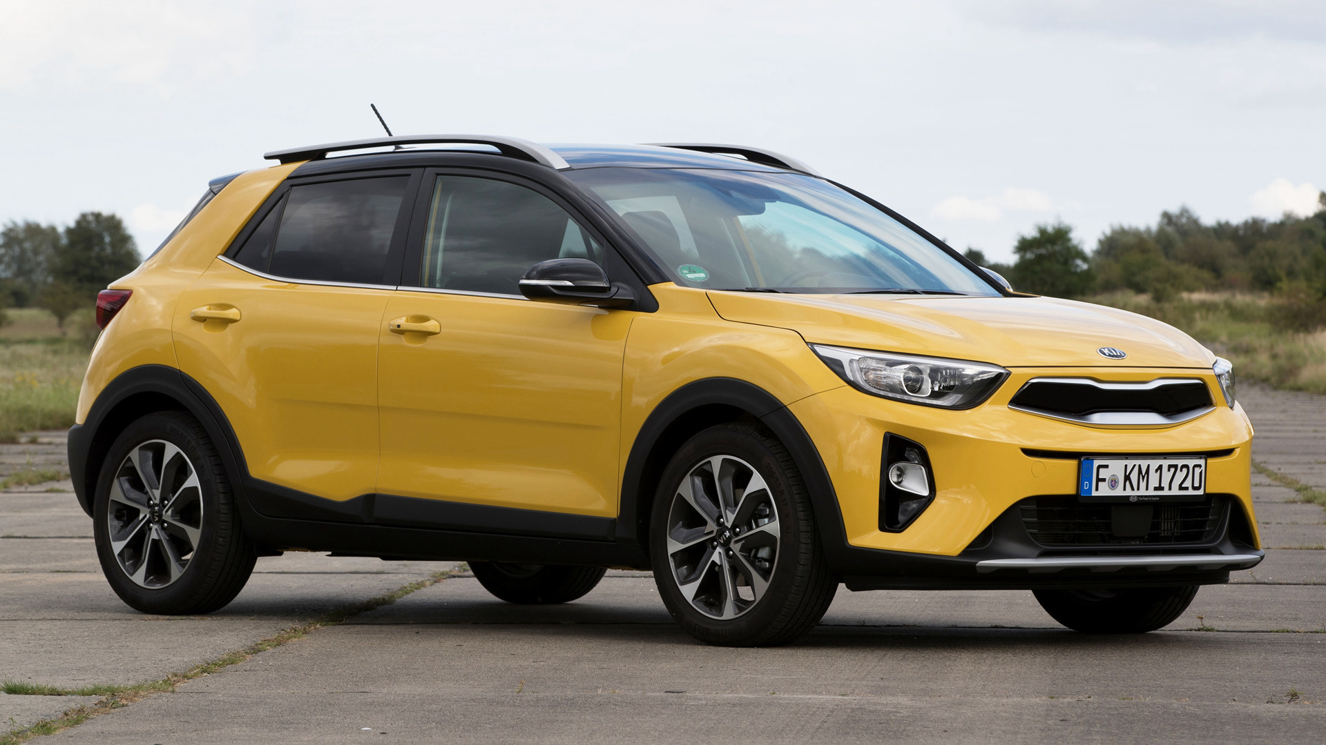 2017 Kia Stonic - Wallpapers and HD Images | Car Pixel