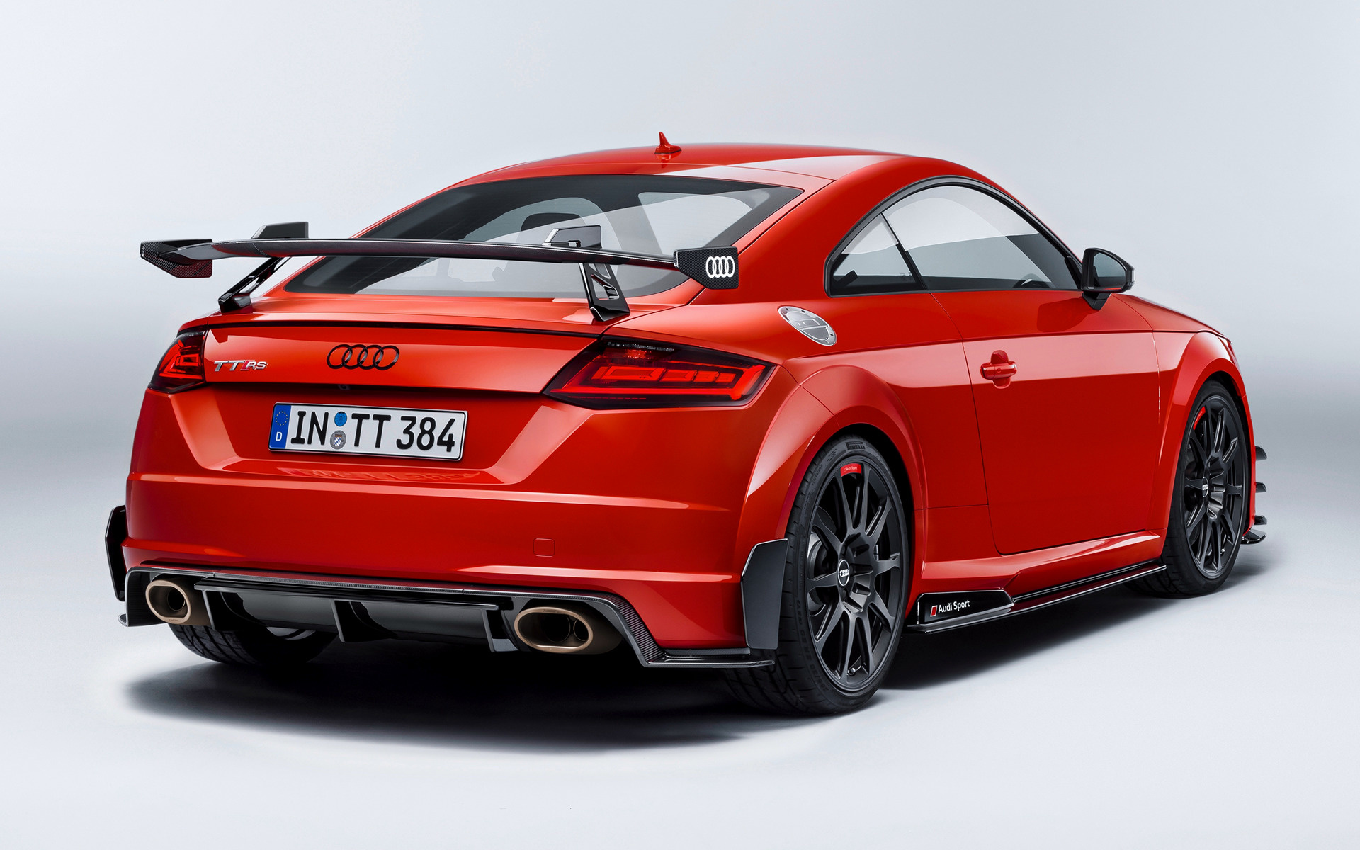 2017 Audi TT RS Coupe with Performance Parts - Wallpapers ...