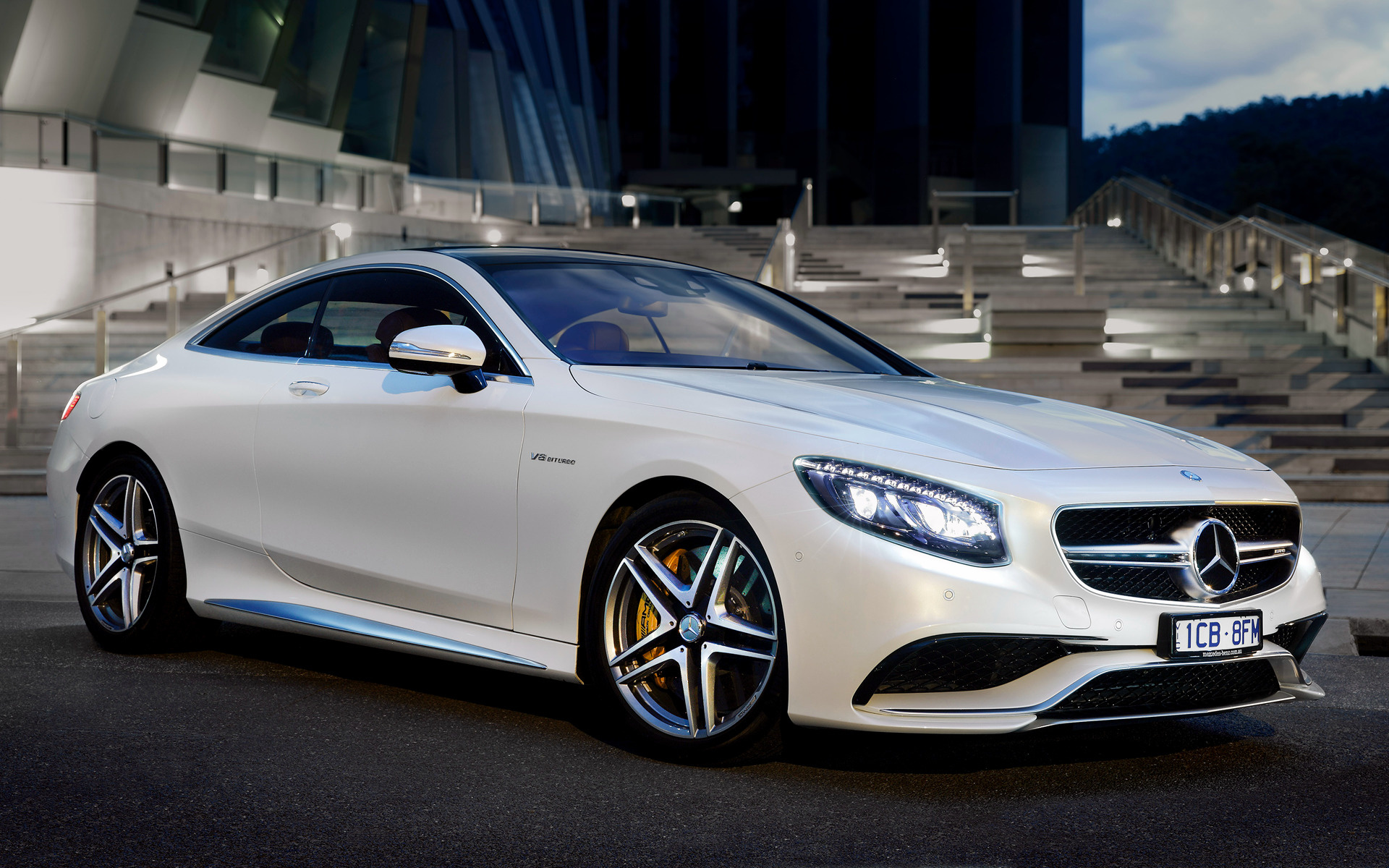 S 63 Amg Wallpaper: Mercedes-Benz S 63 AMG Coupe (2014) AU Wallpapers And HD