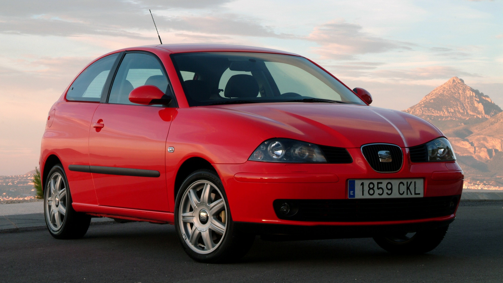 seat ibiza 3 door 2002 wallpapers and hd images car pixel. Black Bedroom Furniture Sets. Home Design Ideas