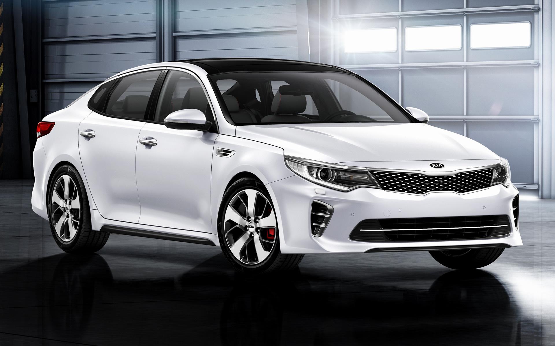2016 Kia Optima Hybrid >> 2016 Kia Optima GT (EU) - Wallpapers and HD Images | Car Pixel