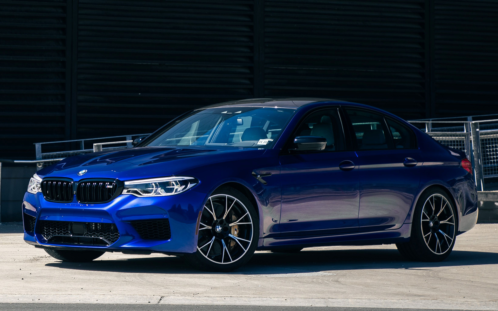 2019 BMW M5 Competition (US) - Wallpapers and HD Images ...